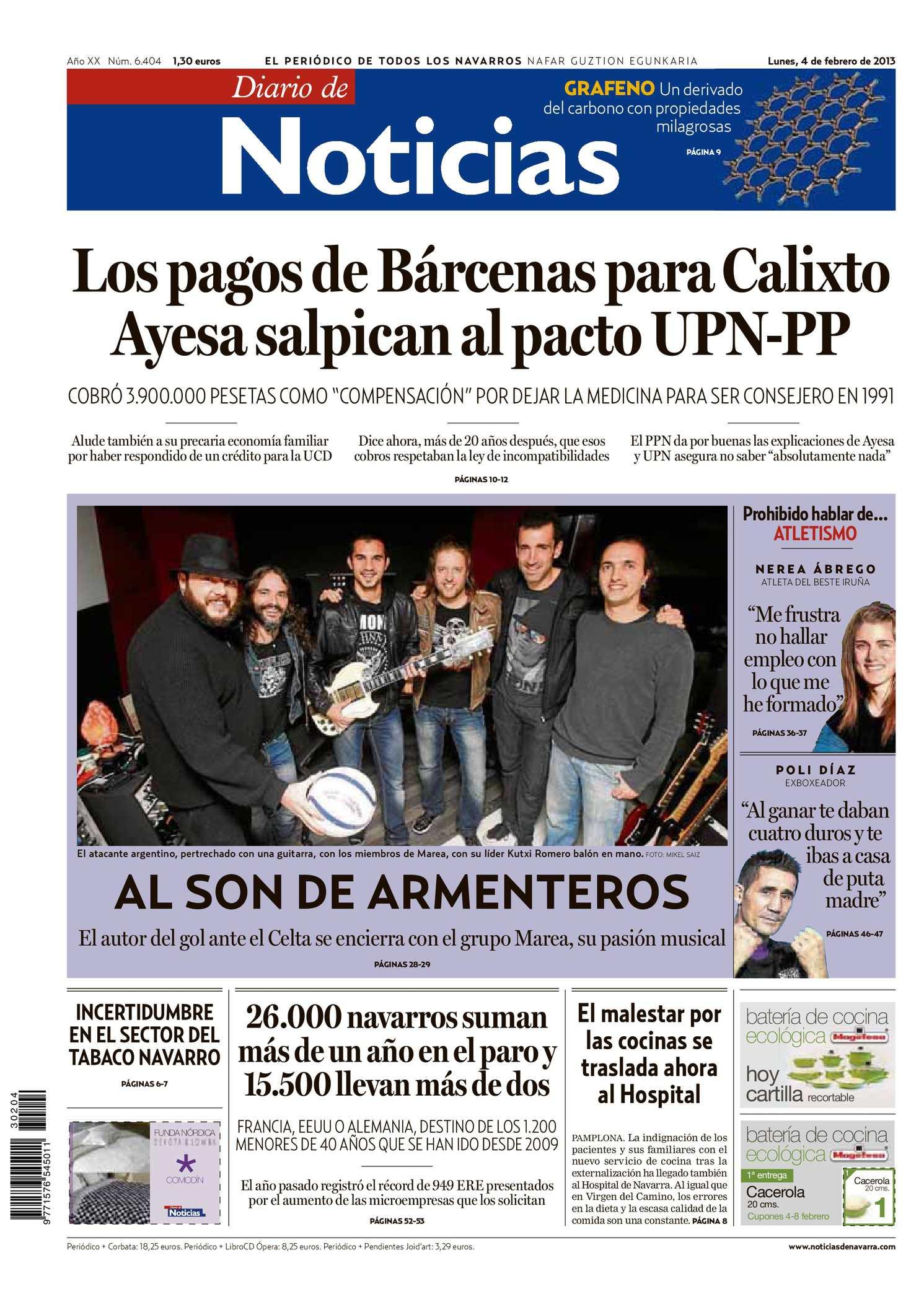 Calaméo Diario De Noticias 20130204