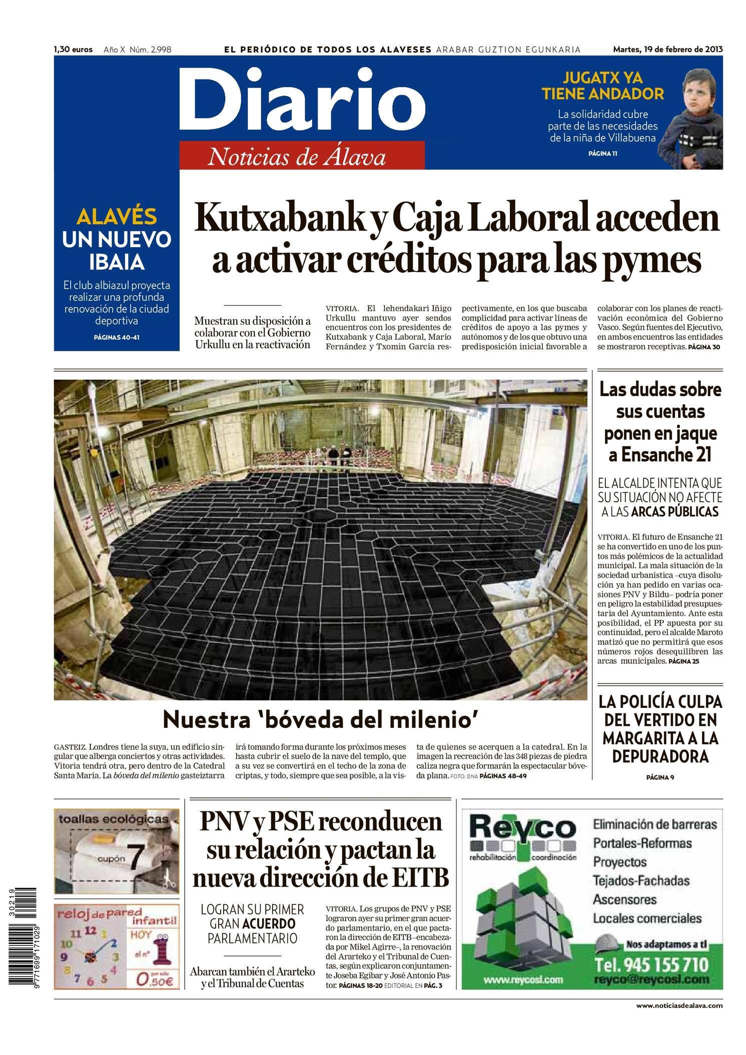 0012574be6fd Calaméo - Diario de Noticias de Álava 20130219