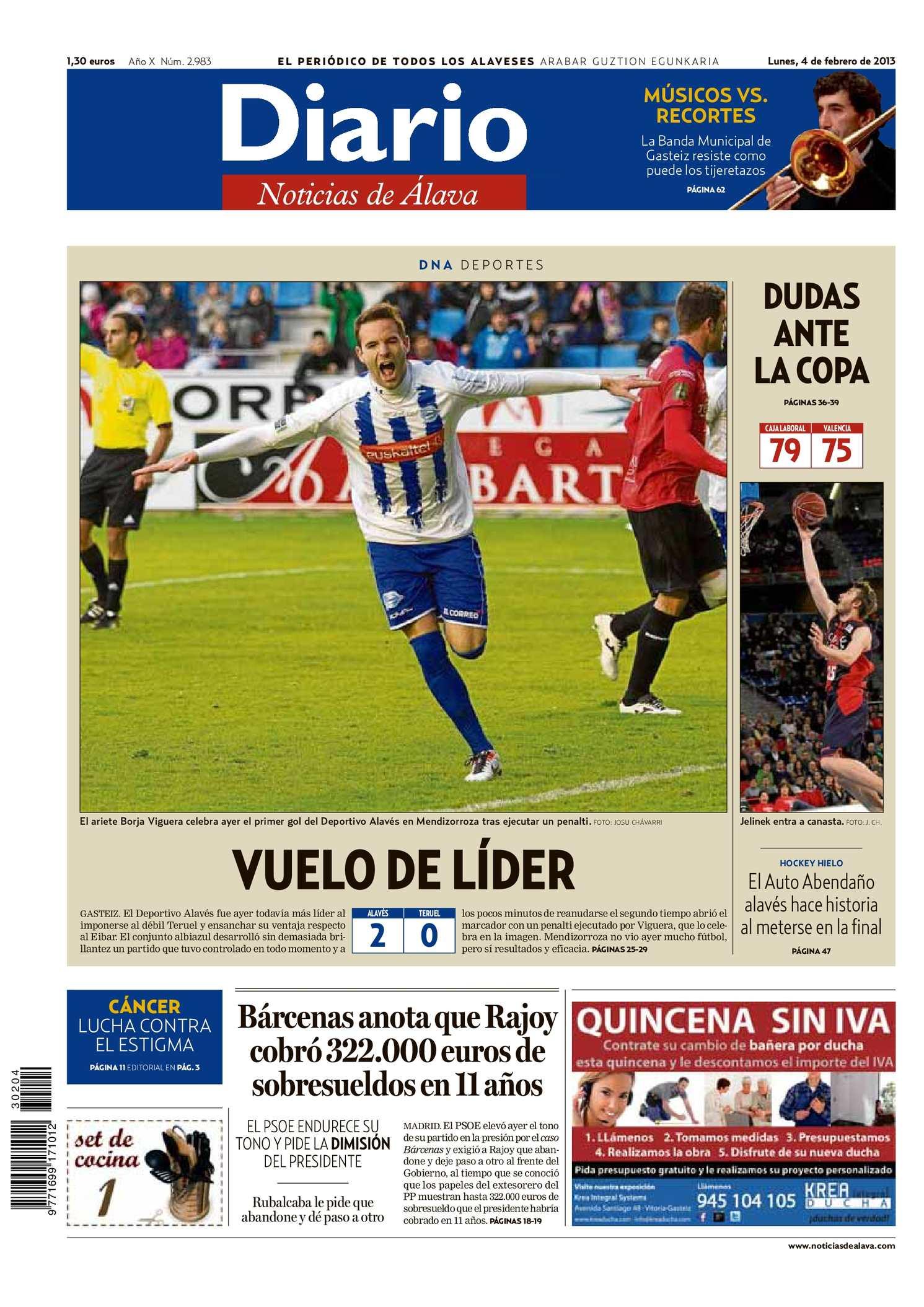 433978d6400b3 Calaméo - Diario de Noticias de Álava 20130204