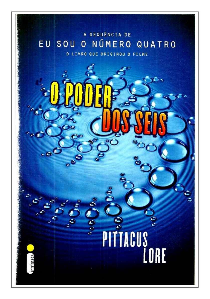 f6204297089 Calaméo - O Poder Dos Seis - Pittacus Lore