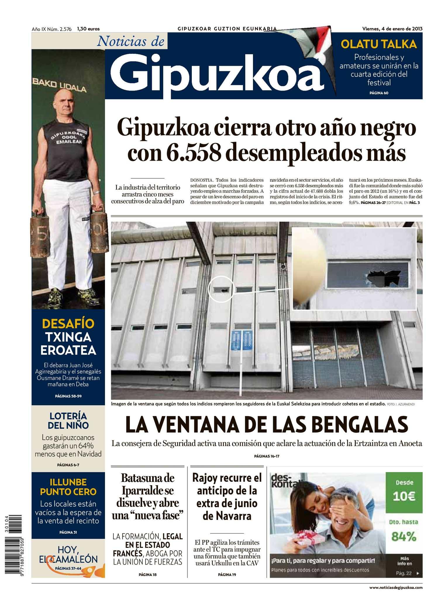 752d9cd5ef Calaméo - Noticias de Gipuzkoa 20130104