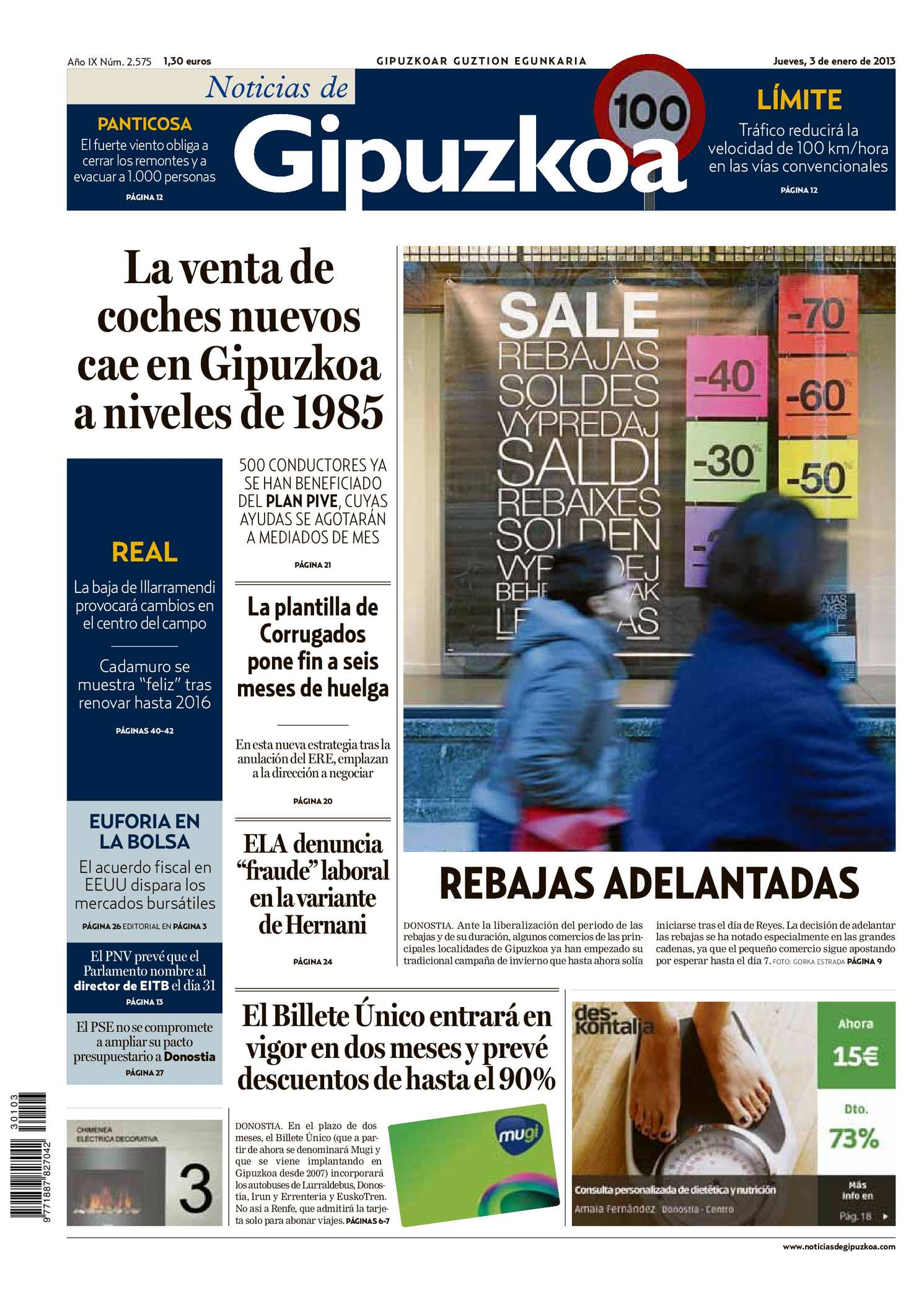 409f15de0bc2 Calaméo - Noticias de Gipuzkoa 20130103