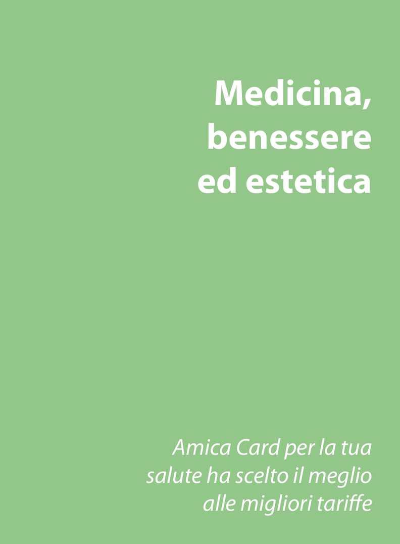 Calameo Guida 6 Medicina Estetica E Benessere
