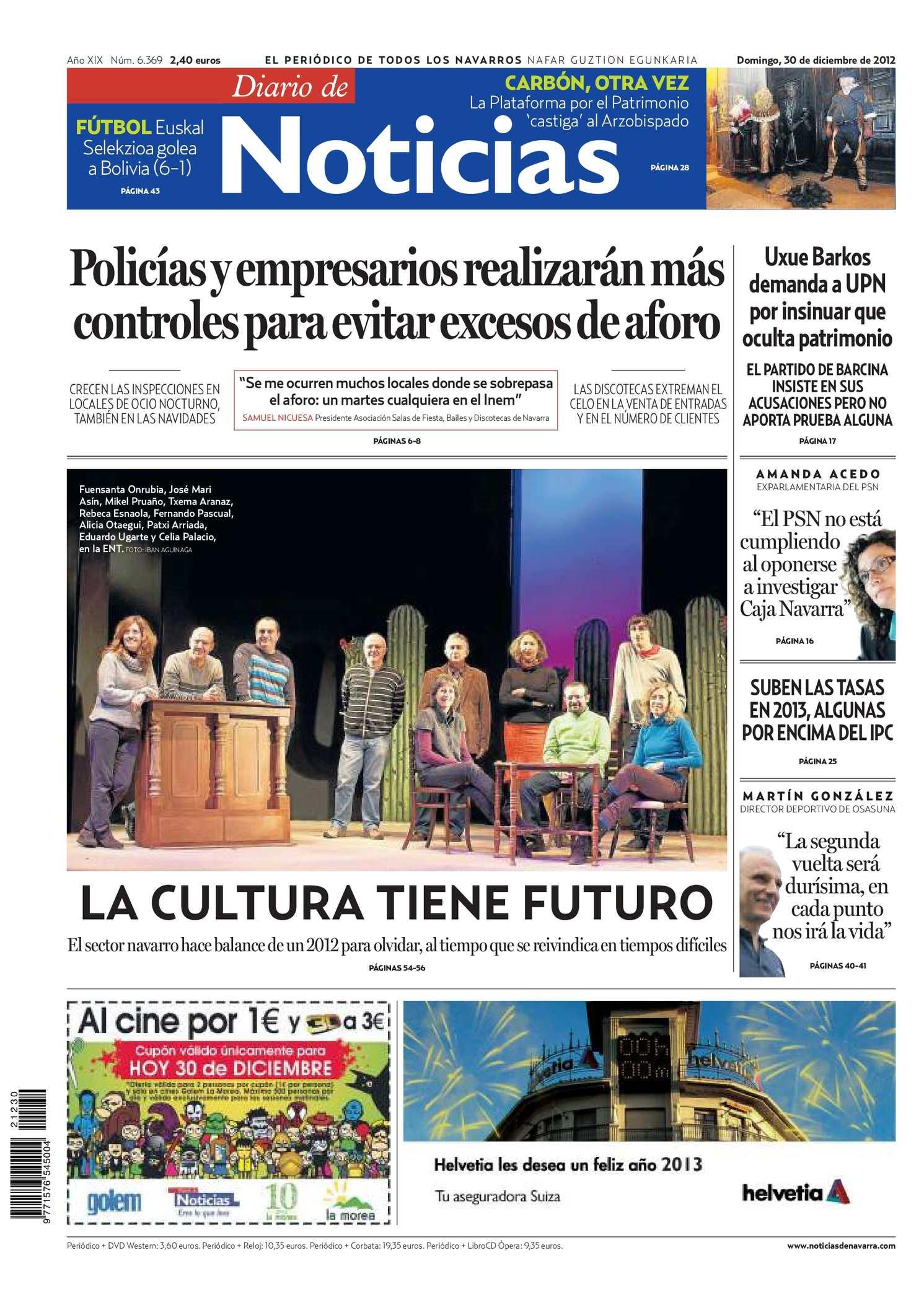 Calaméo Noticias Calaméo De Diario 20121230 rhCtdQsx