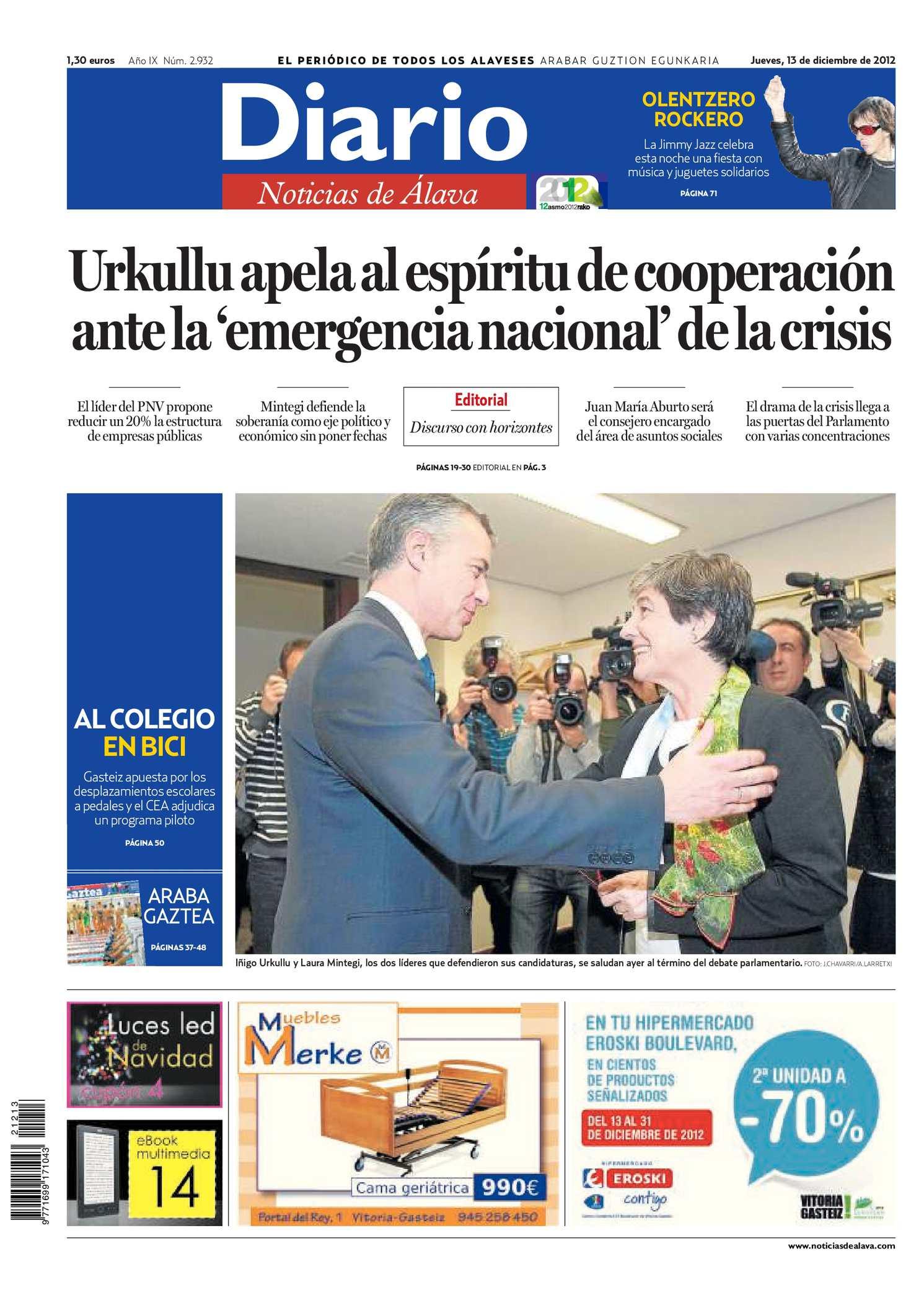 b5881405a55 Calaméo - Diario de Noticias de Álava 20121213