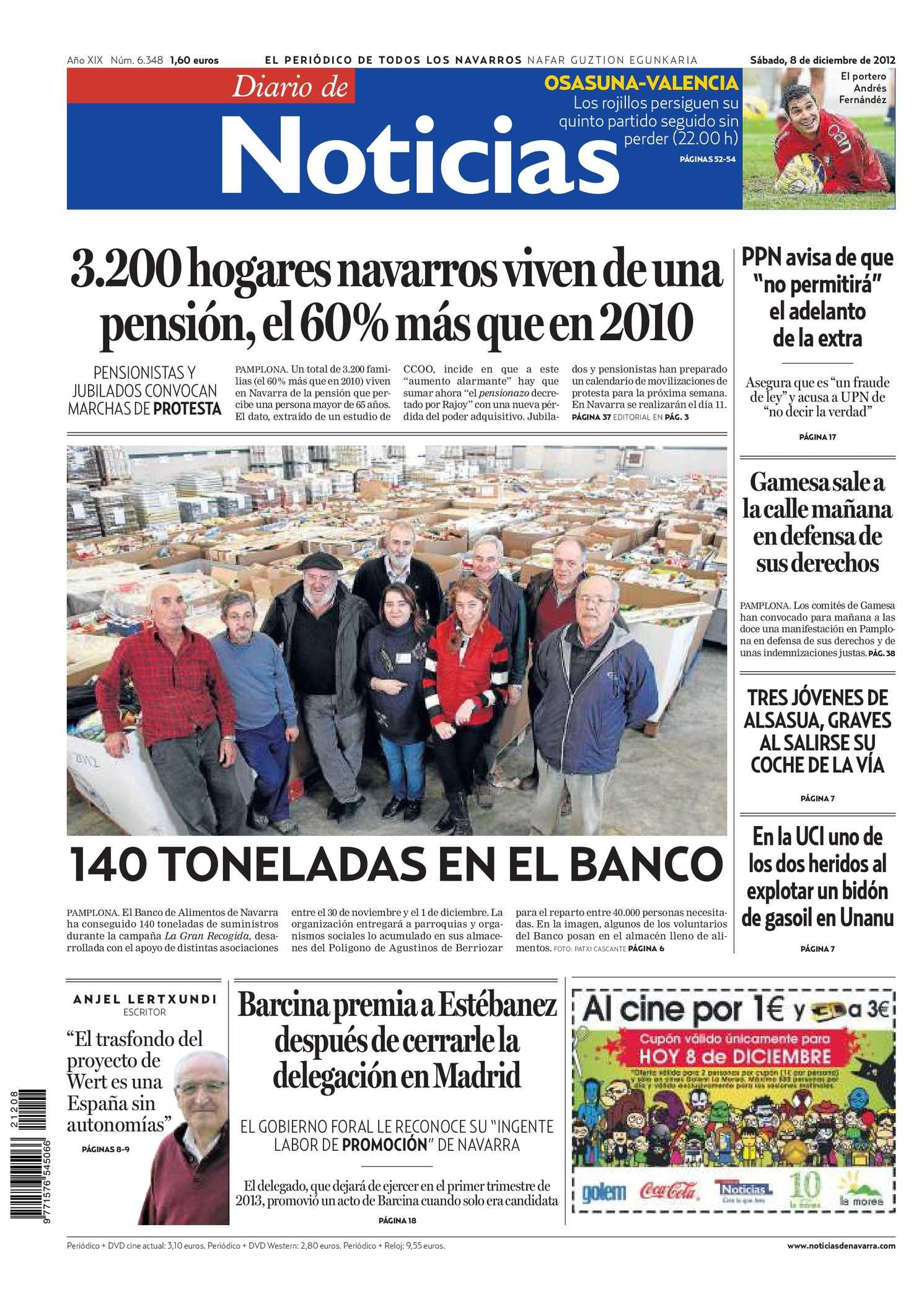 Calaméo - Diario de Noticias 20121208 be54df62c75cd