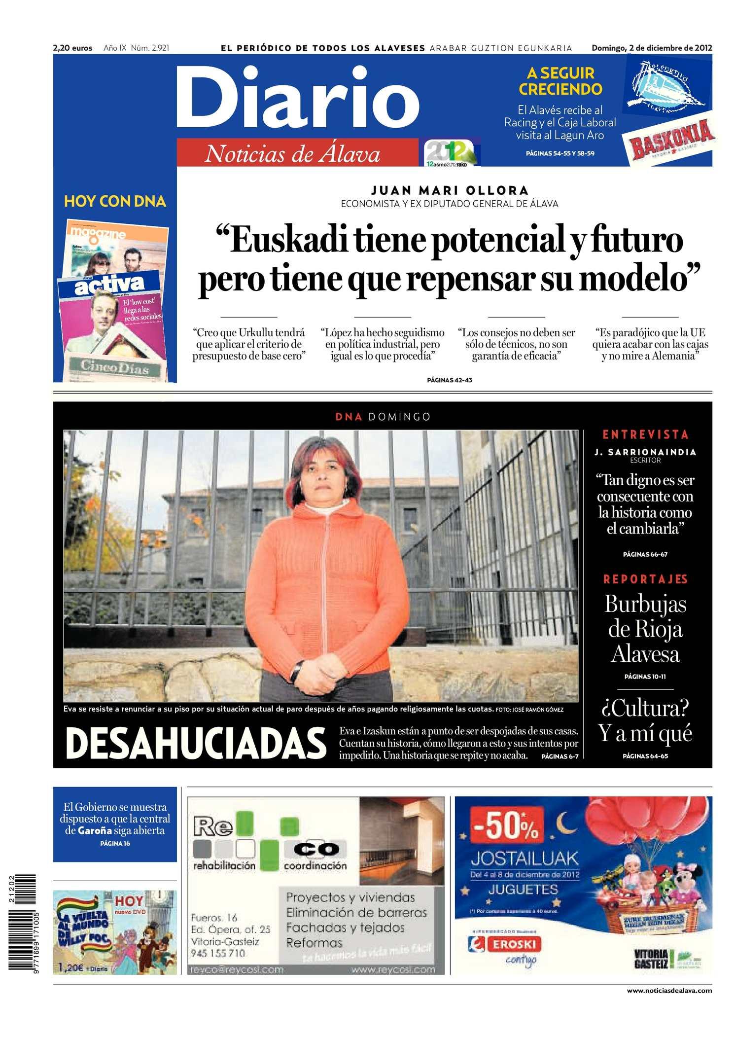 purchase cheap e427d bcb89 Calaméo - Diario de Noticias de Álava 20121202