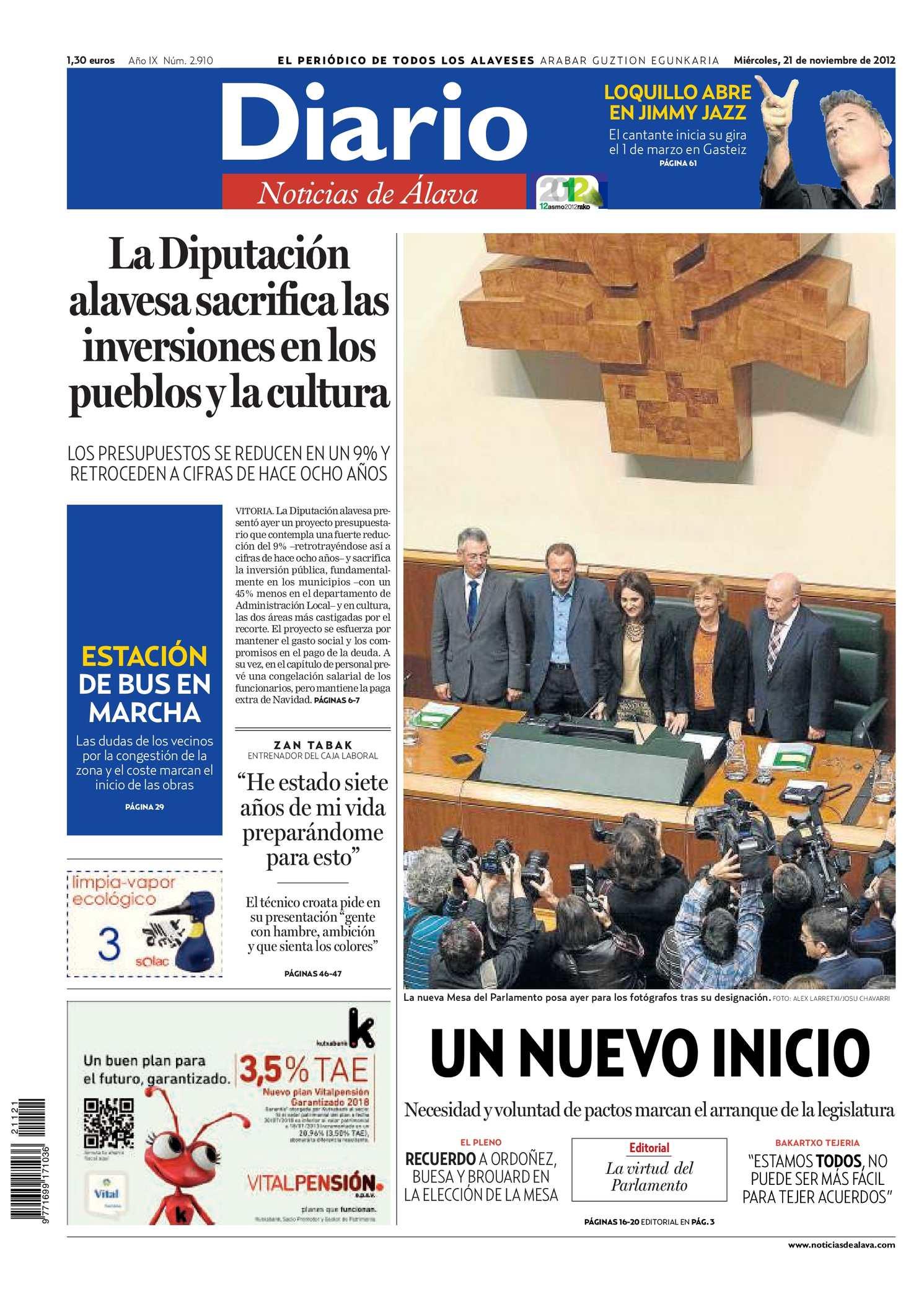 Calaméo - Diario de Noticias de Álava 20121121 723607b5777