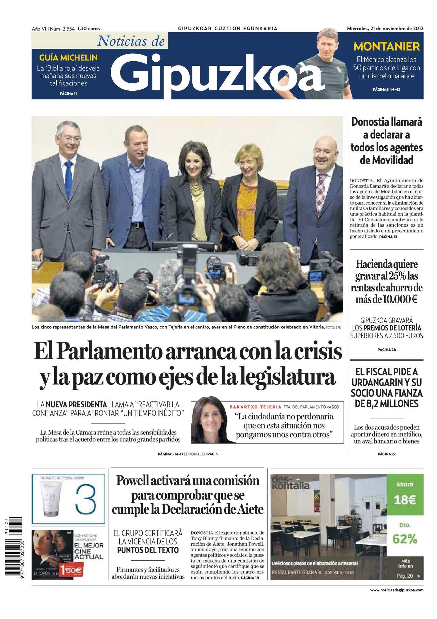 634258aa3219 Calaméo - Noticias de Gipuzkoa 20121121