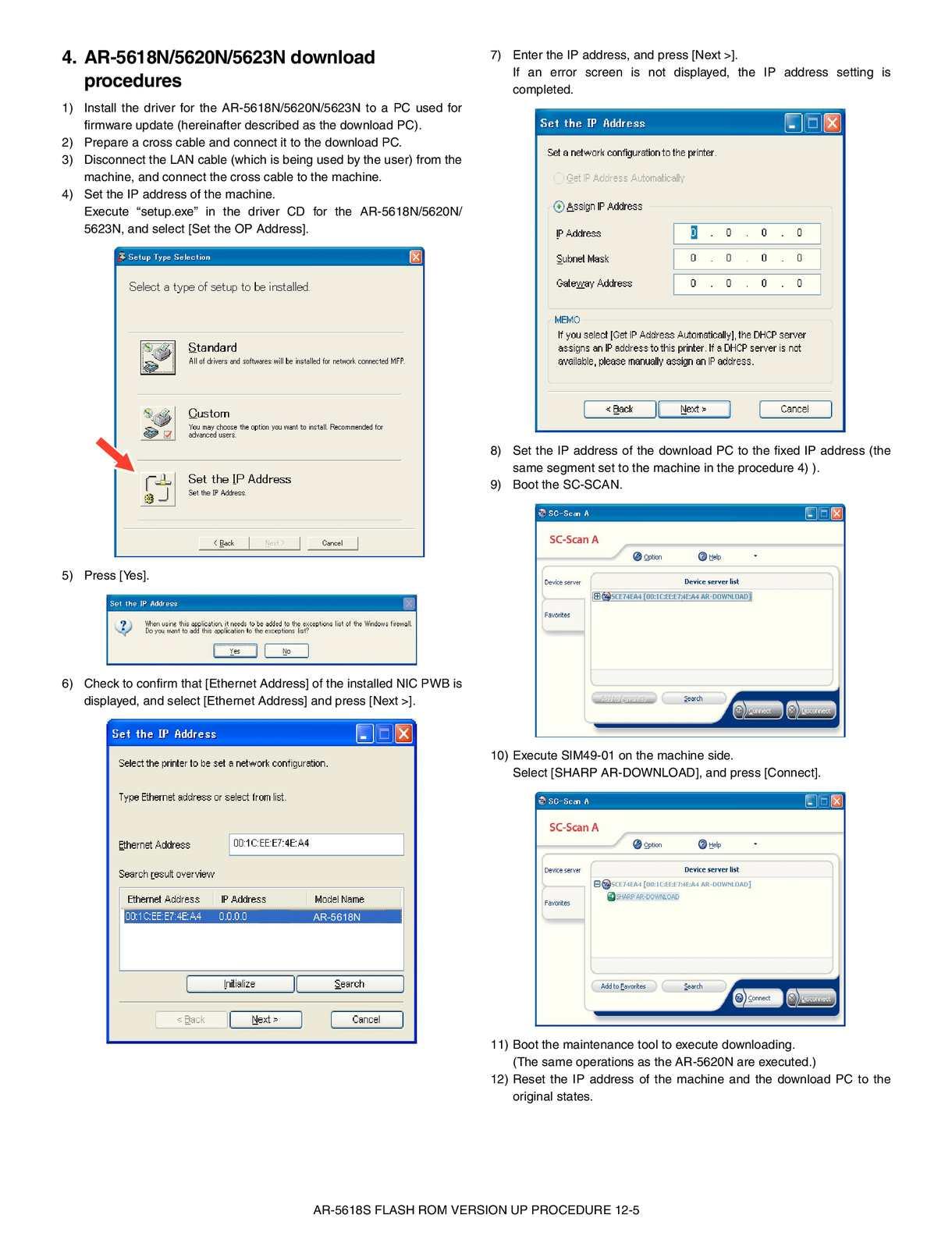 Service Manual SHARP AR 5618 -5620 - 5623 SME - CALAMEO