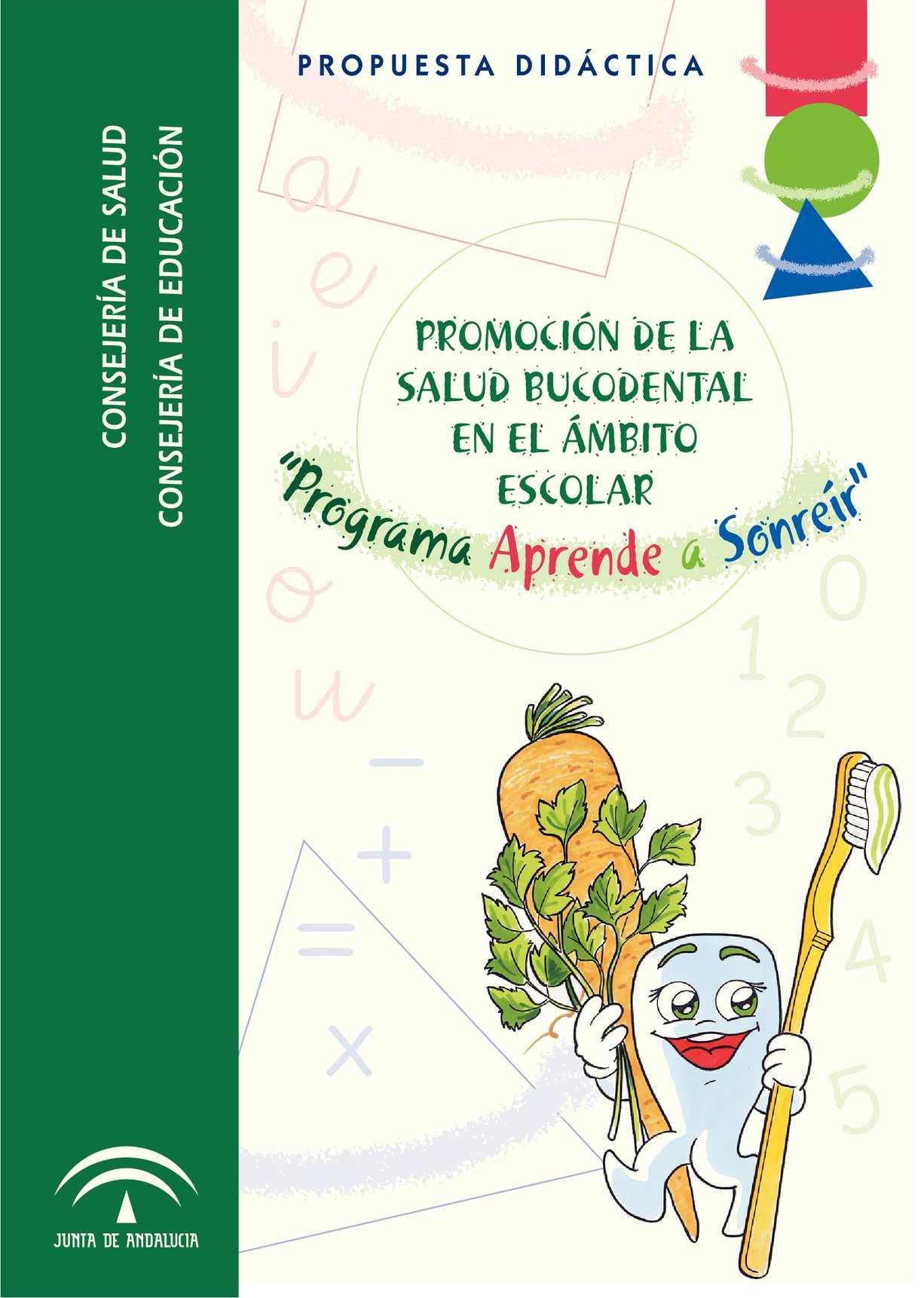 Calaméo Promoción De La Salud Bucal En El ámbito Escolar