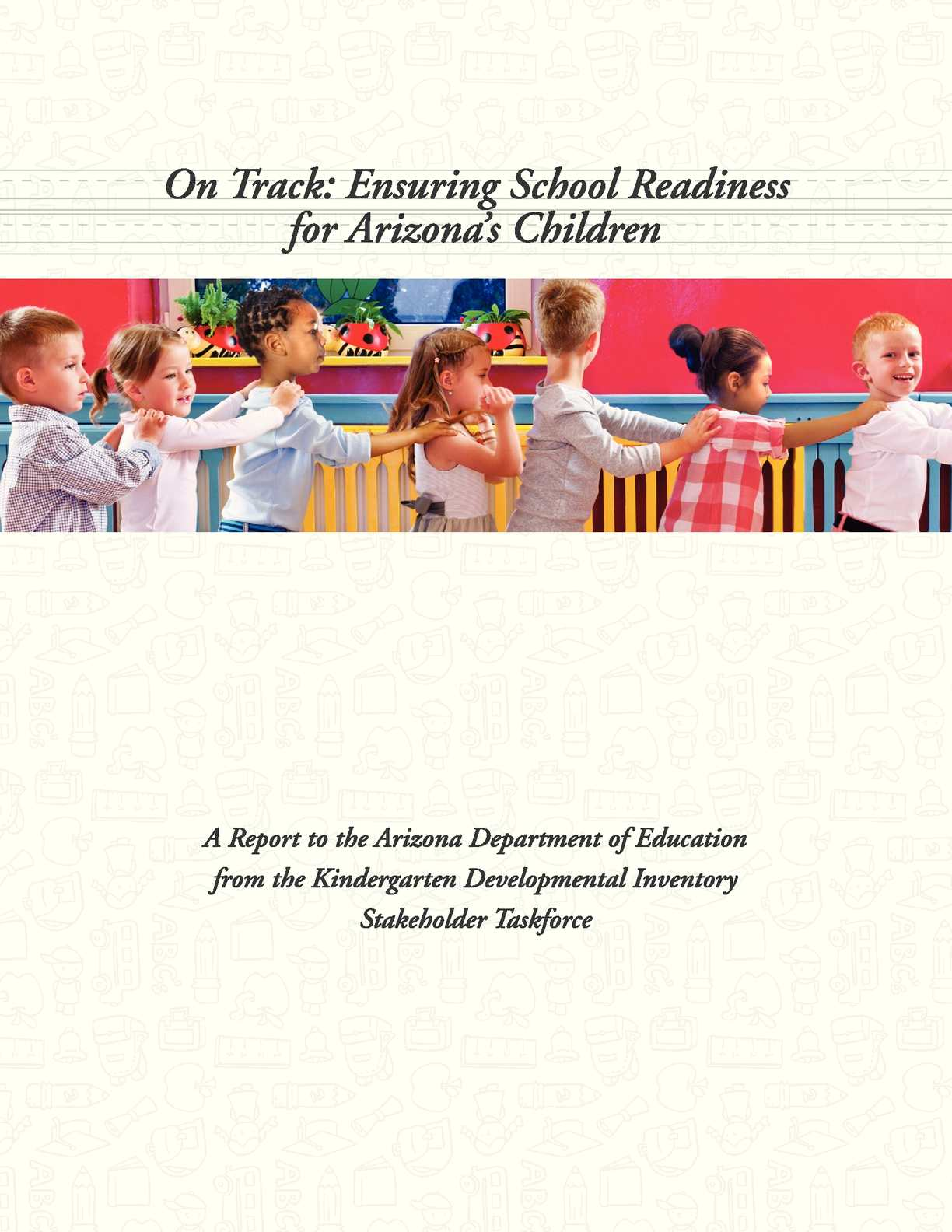 Calaméo - On Track: Ensuring School Readiness for Arizona's