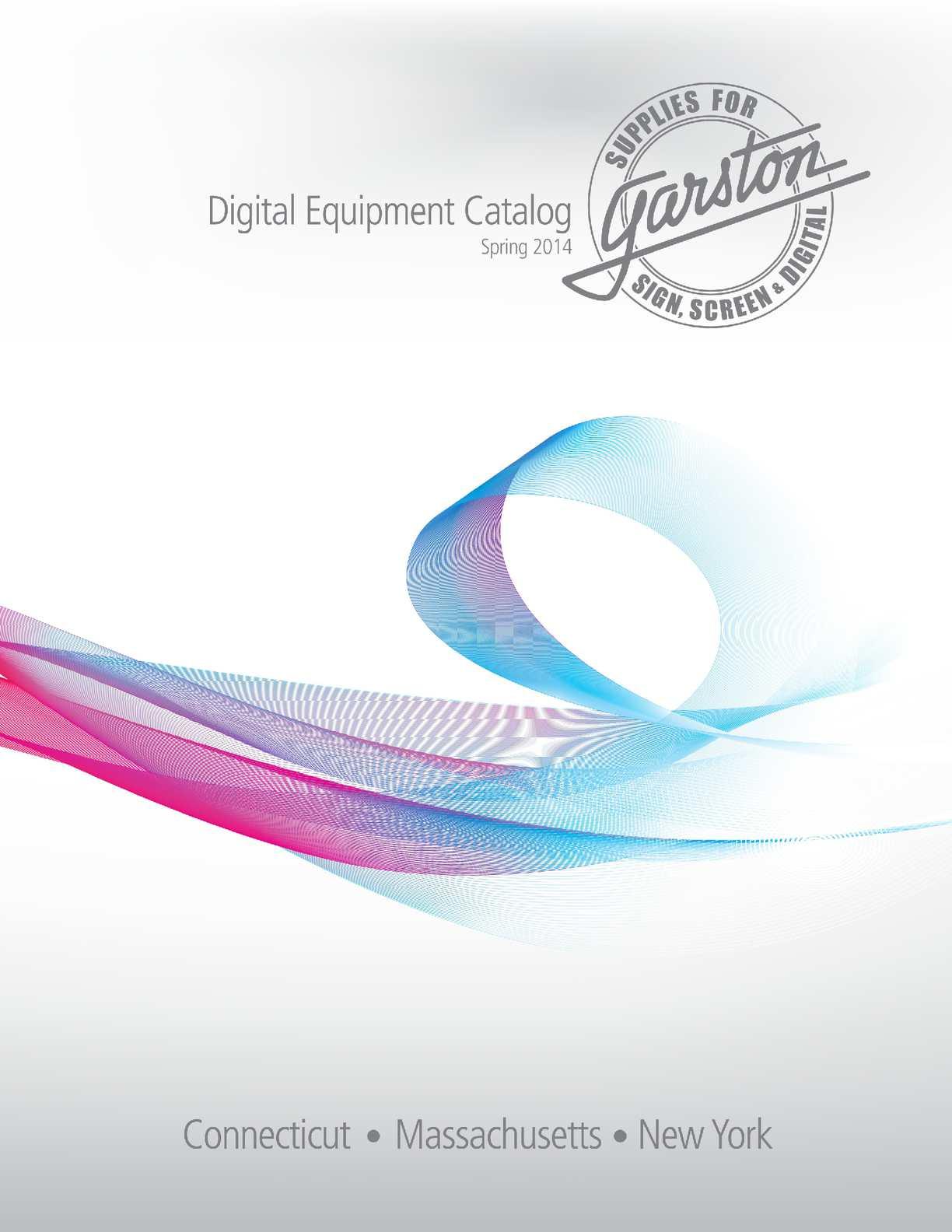 Calaméo - Garston Equipment Digital Catalog Spring 2014