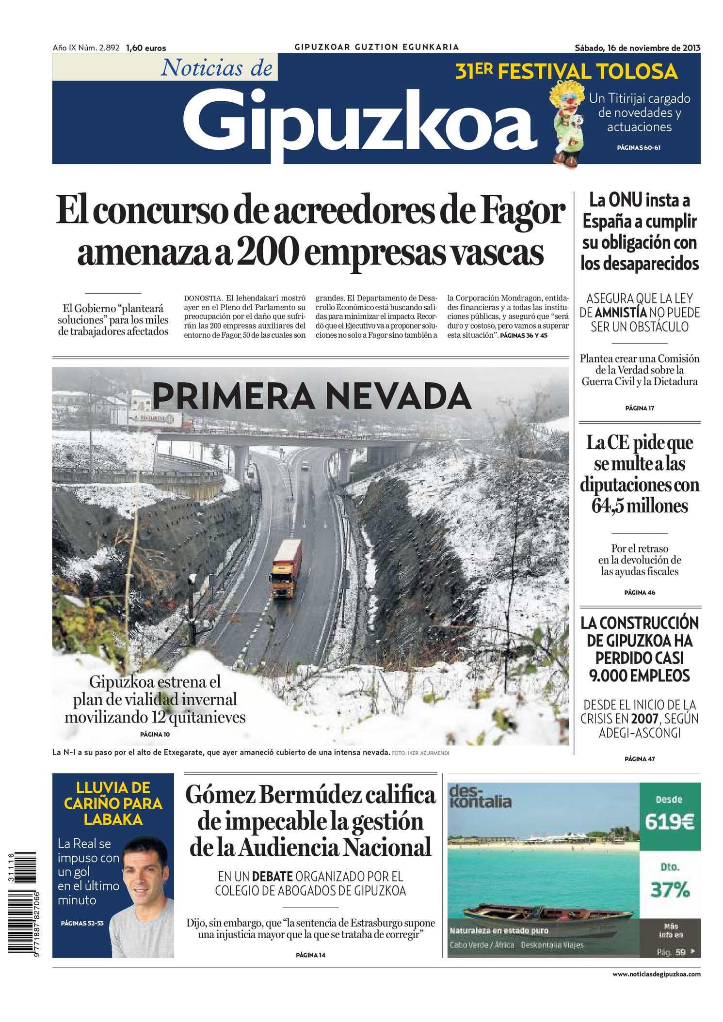 453b9612d4 Calaméo - Noticias de Gipuzkoa 20131116