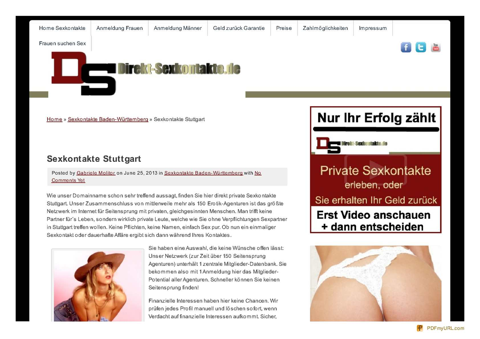 Erotic massage karlsruhe