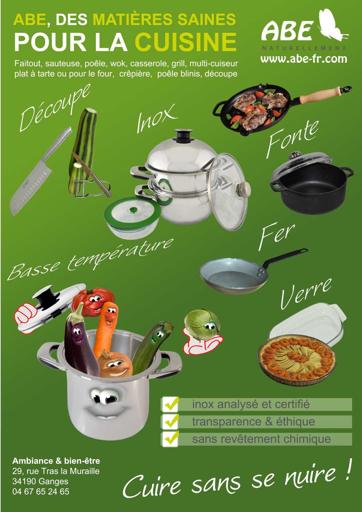 Ustensile De Cuisine Pour Réchauffer calaméo - ustensiles cuisine abe