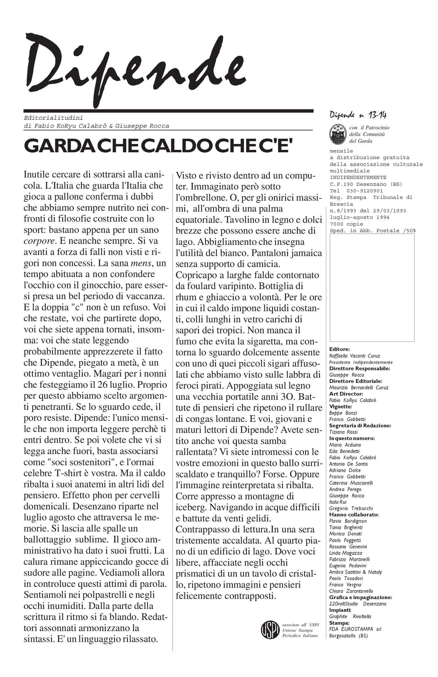 Calaméo Giornale Del Garda N 13
