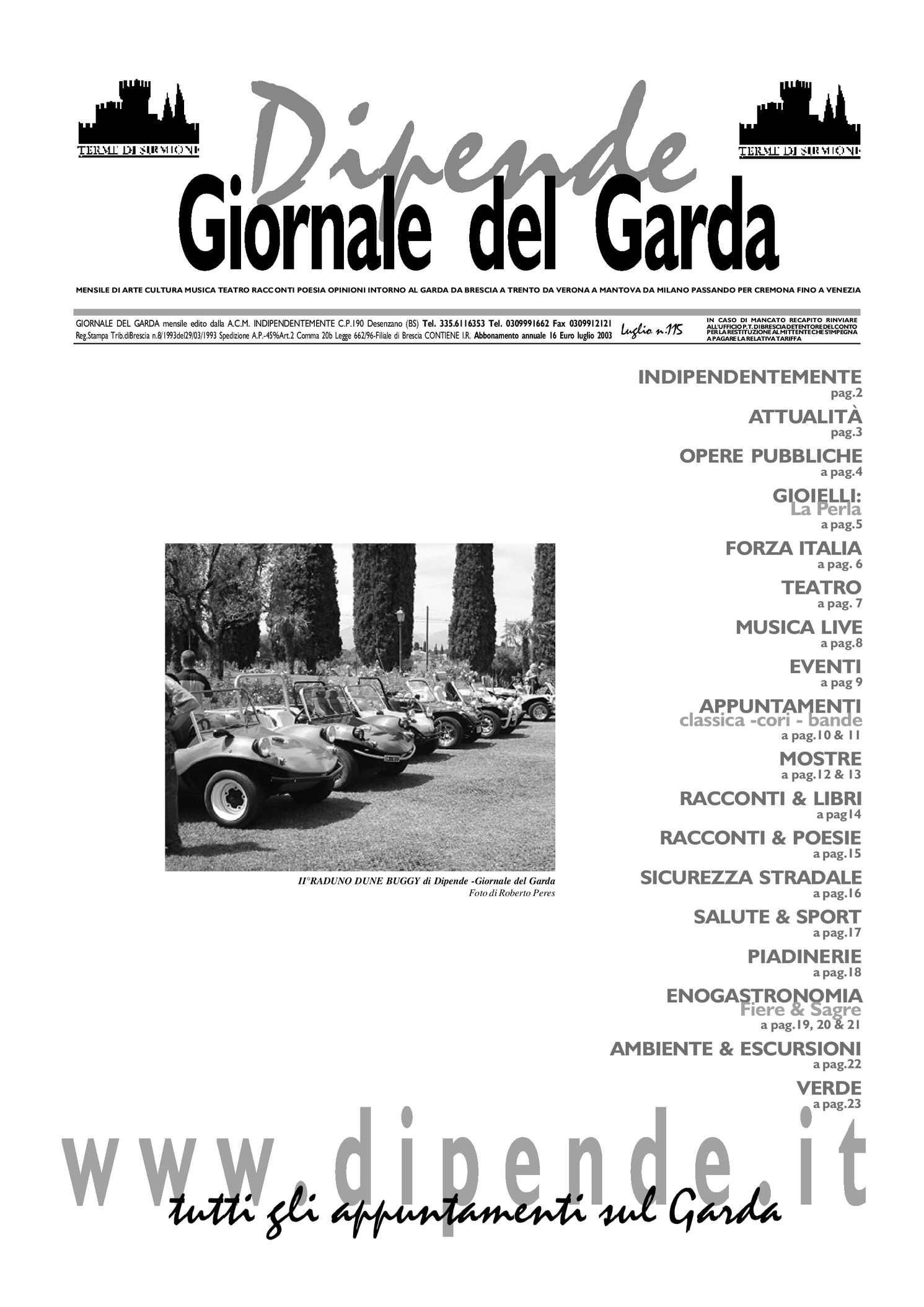 Calaméo Giornale Del Garda N115