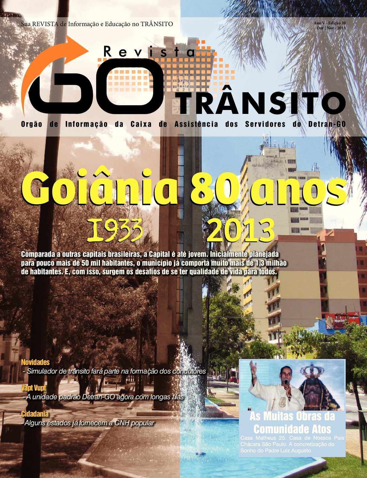 3d9e5682b4c7 Calaméo - Revista Go Trânsito ed. 20 Out|Nov - 2013