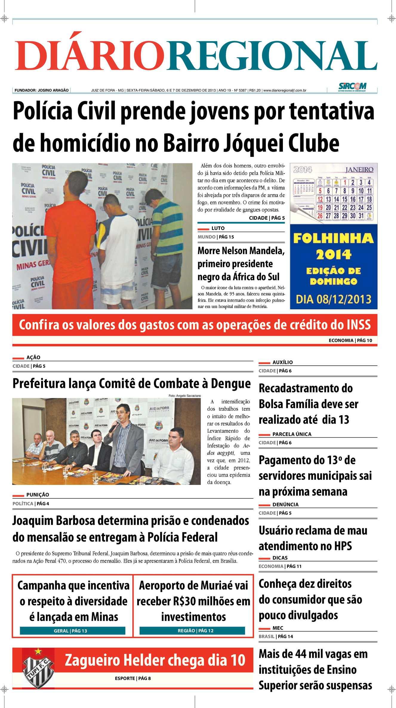 Calaméo - Edição 6 e 7 12 2013 220ce8a965dda