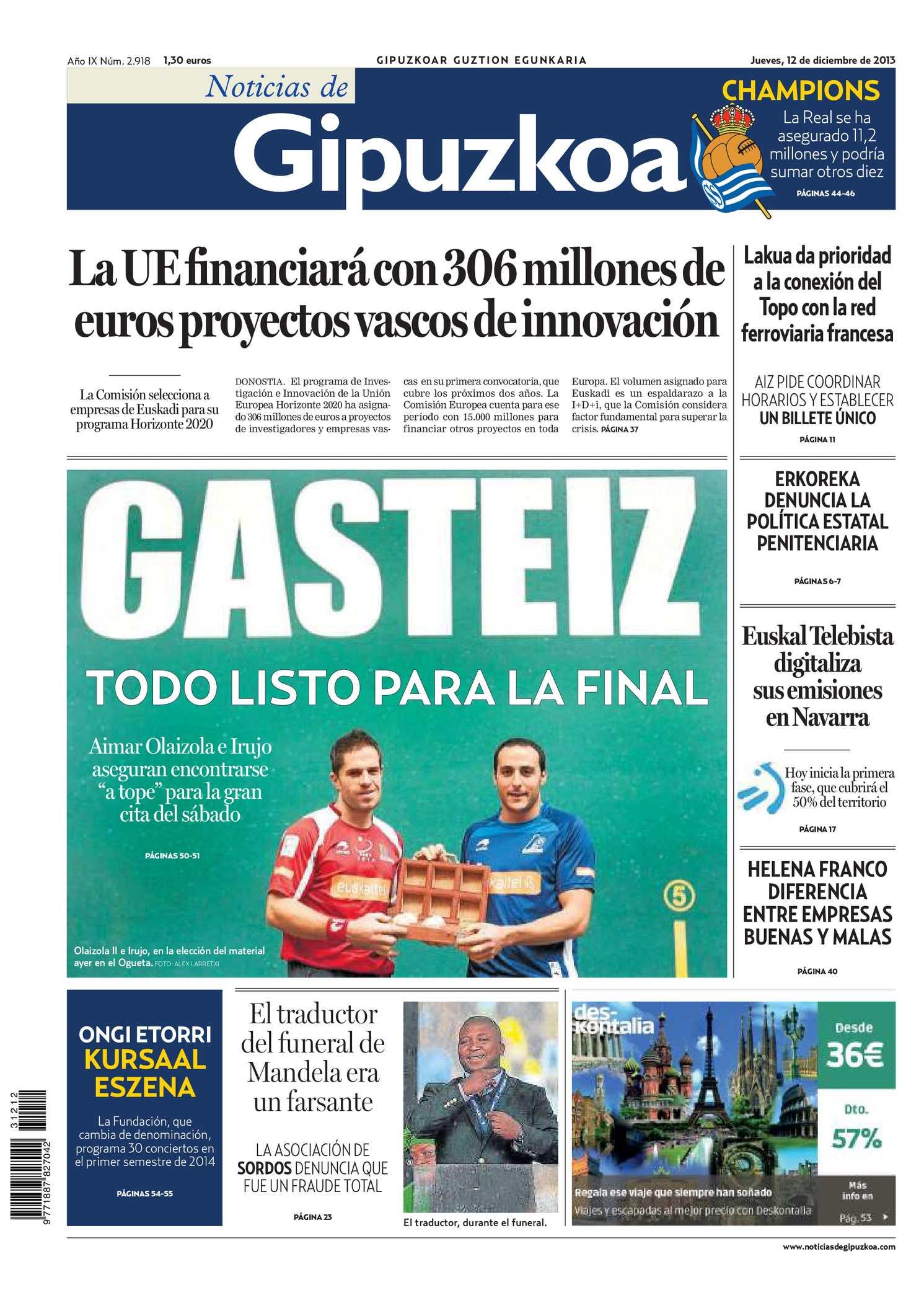 Calaméo - Noticias de Gipuzkoa 20131212 fbdc866b88e4d
