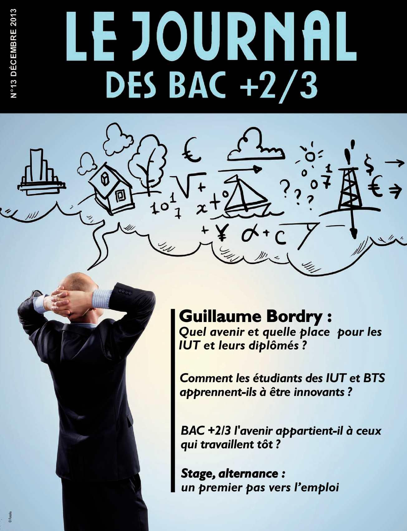 Calaméo Le Journal Des Bac 2 3 N13 Décembre 2013
