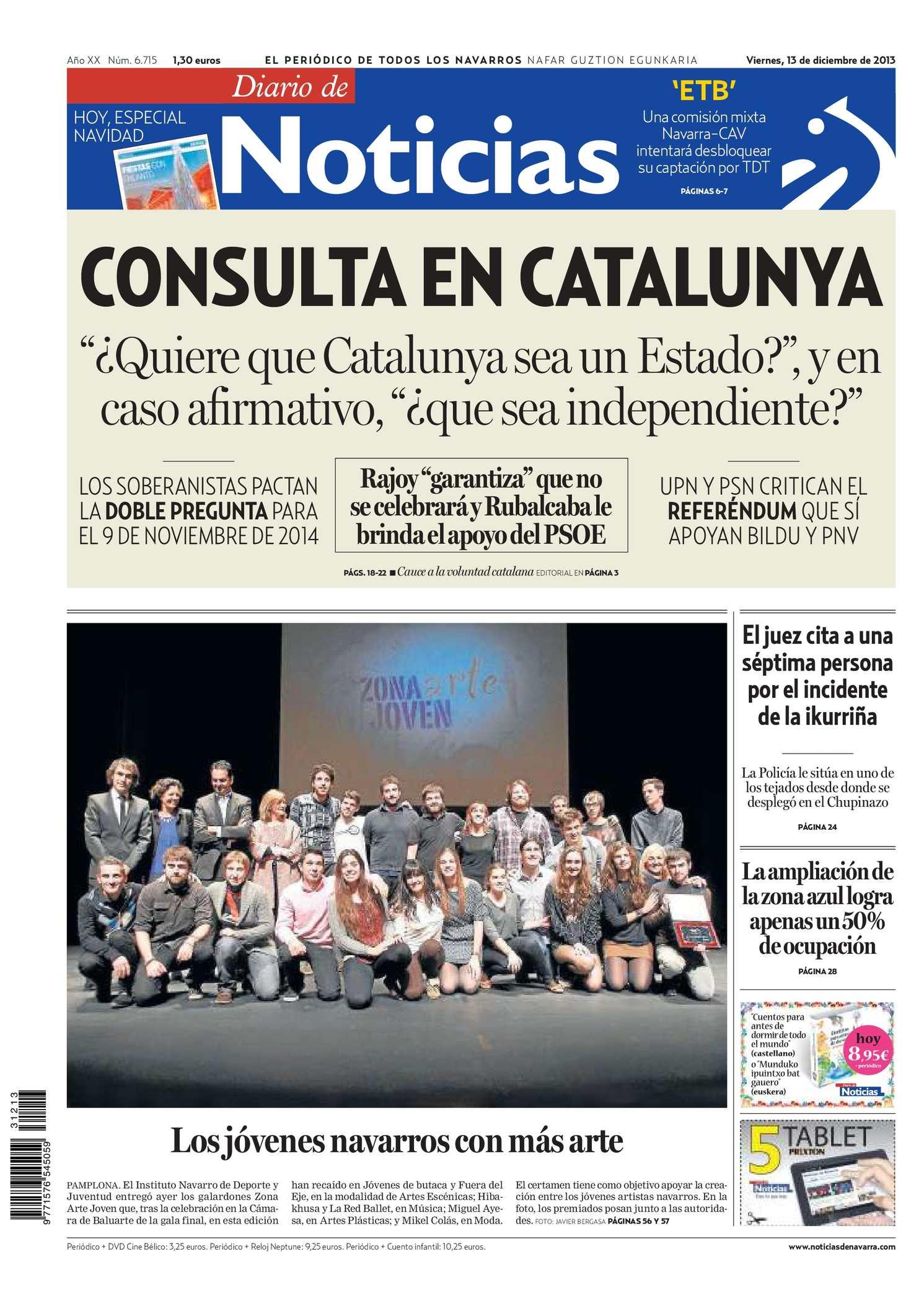 91a9862ec Calaméo - Diario de Noticias 20131213