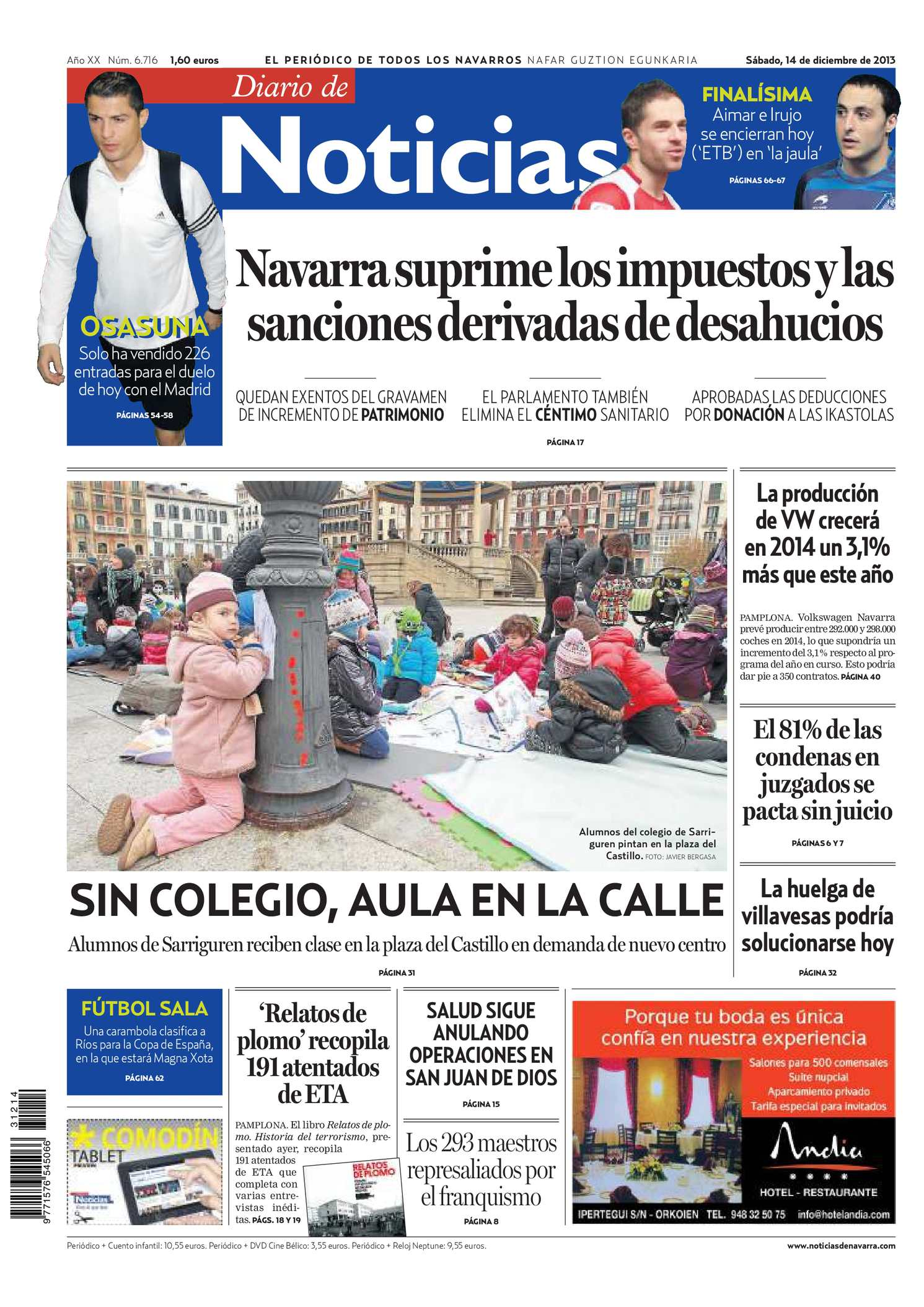 Calaméo - Diario de Noticias 20131214 ca41de30c61