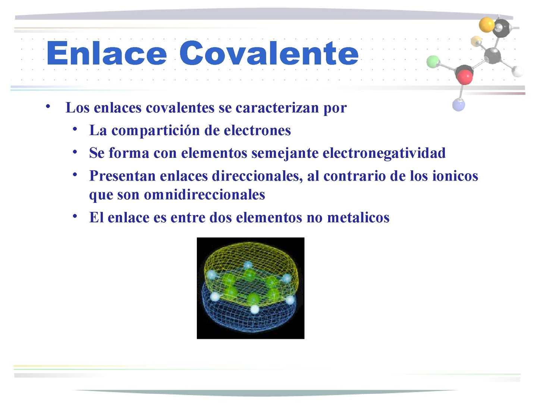 Calaméo - Enlace Covalente