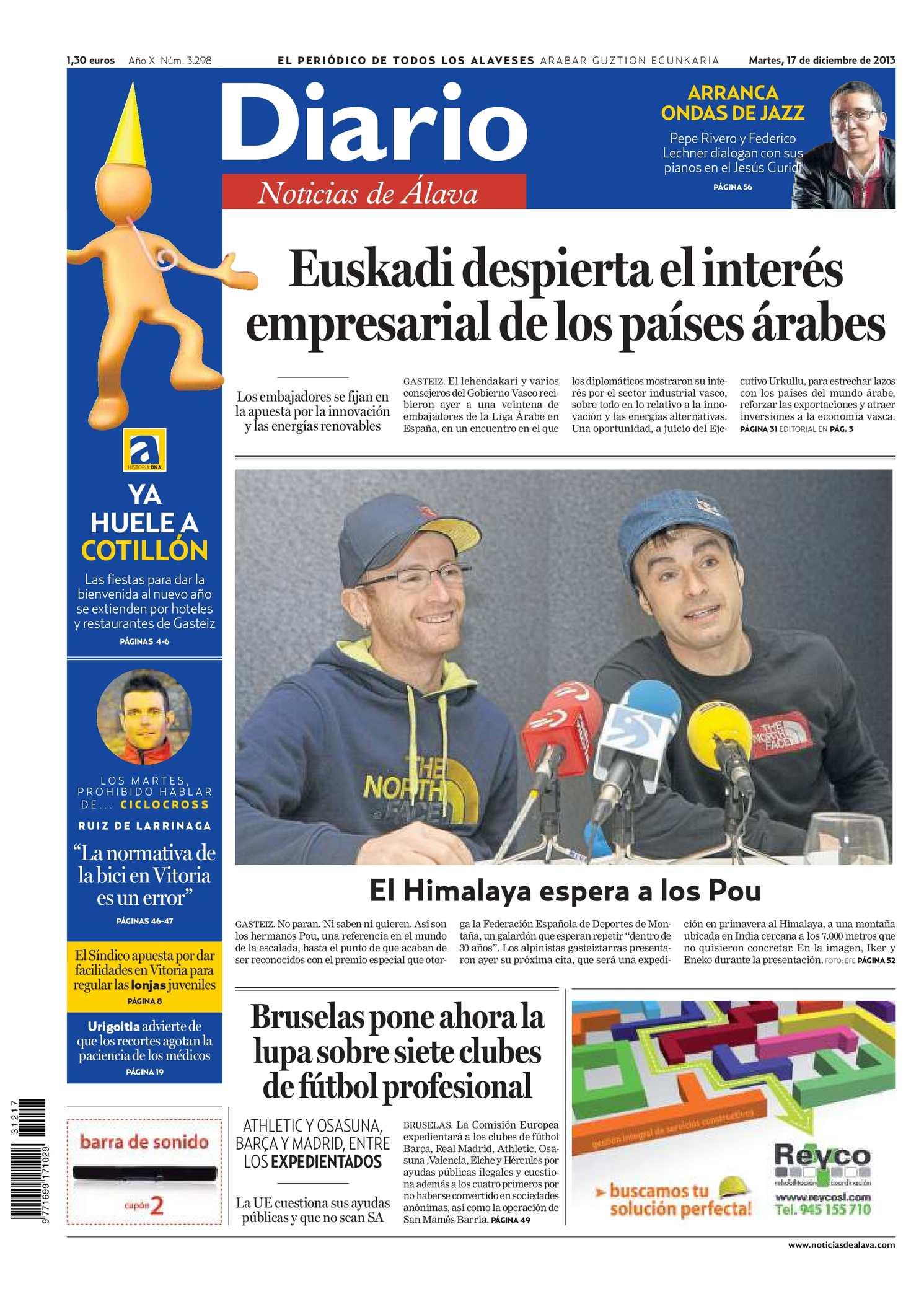5491c766d Calaméo - Diario de Noticias de Álava 20131217