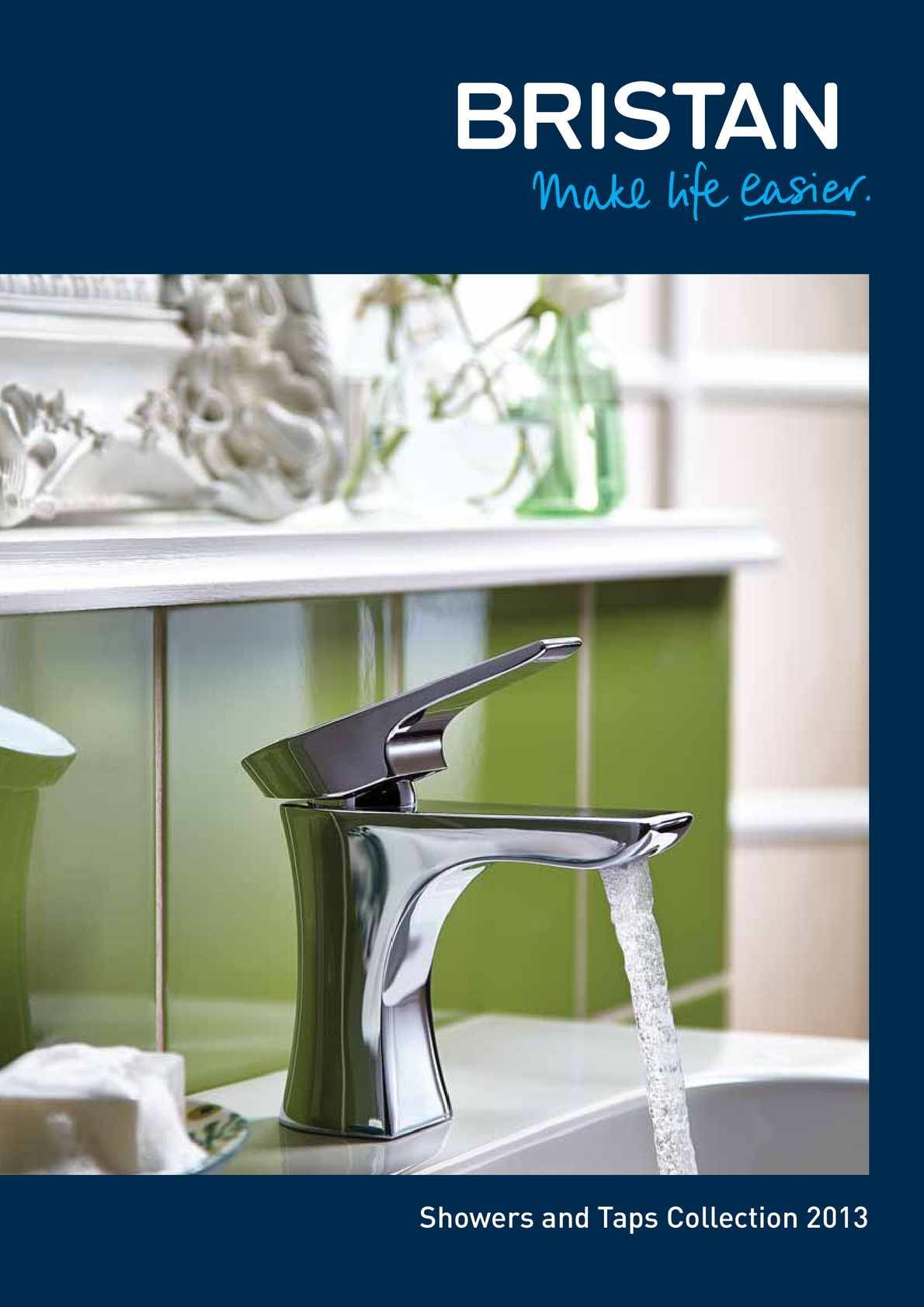 Bristan SO SHELF C Solo Glass Shelf Chrome Plated