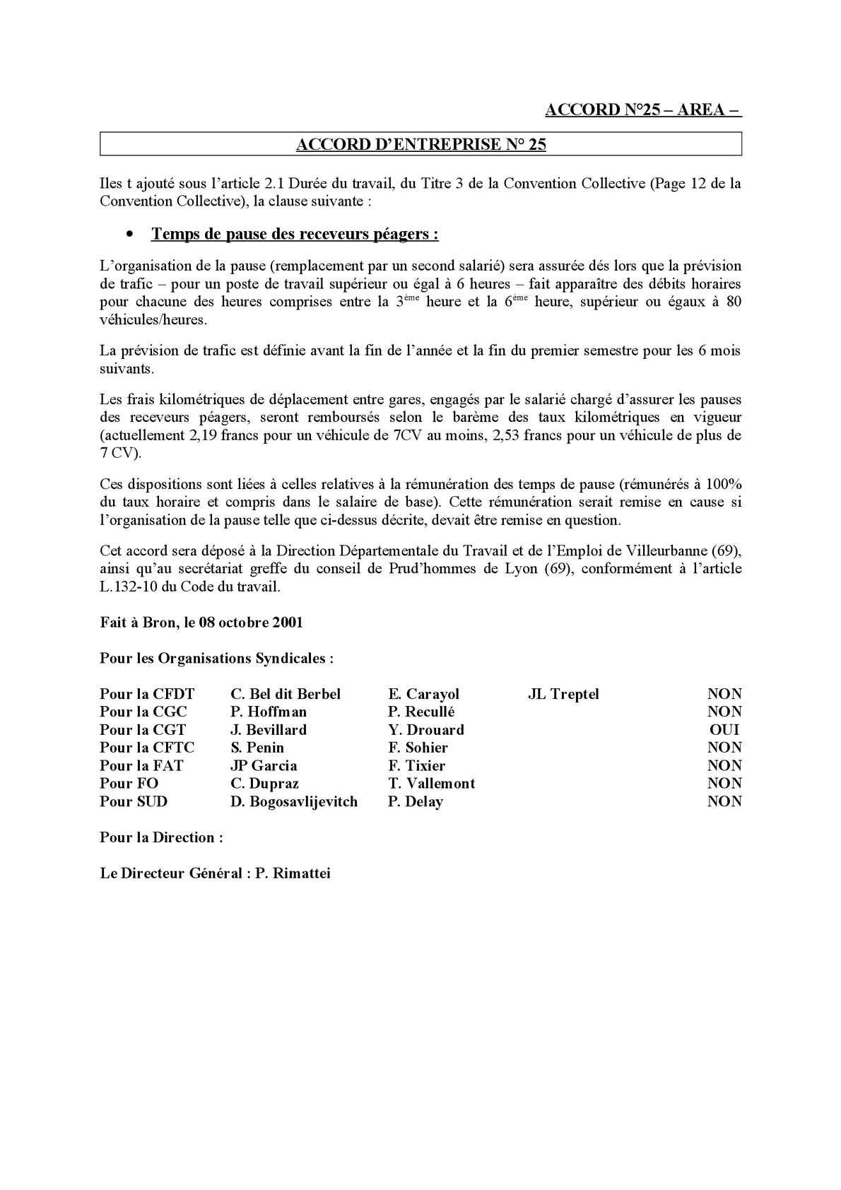 Calameo Accord N 25 Area Pause