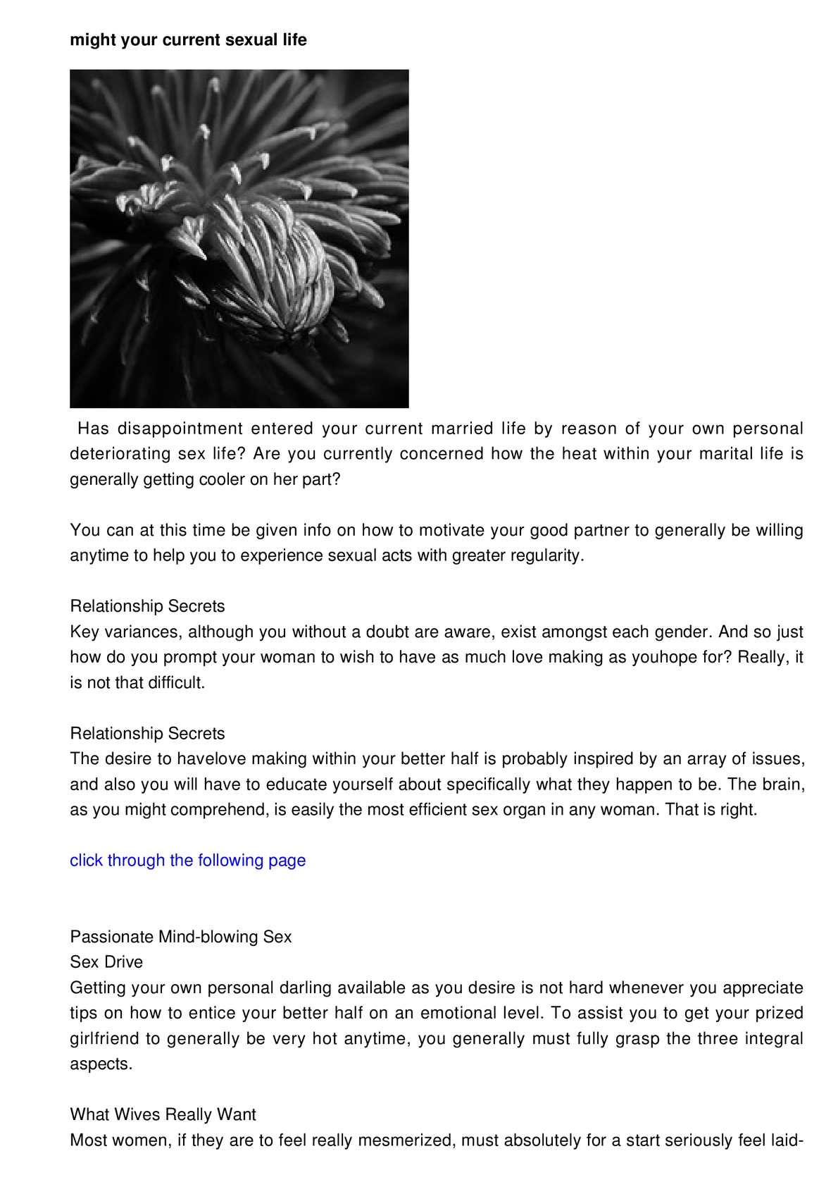 Calaméo - Can You Carve Out a Contented Sexual Life? Signs Or