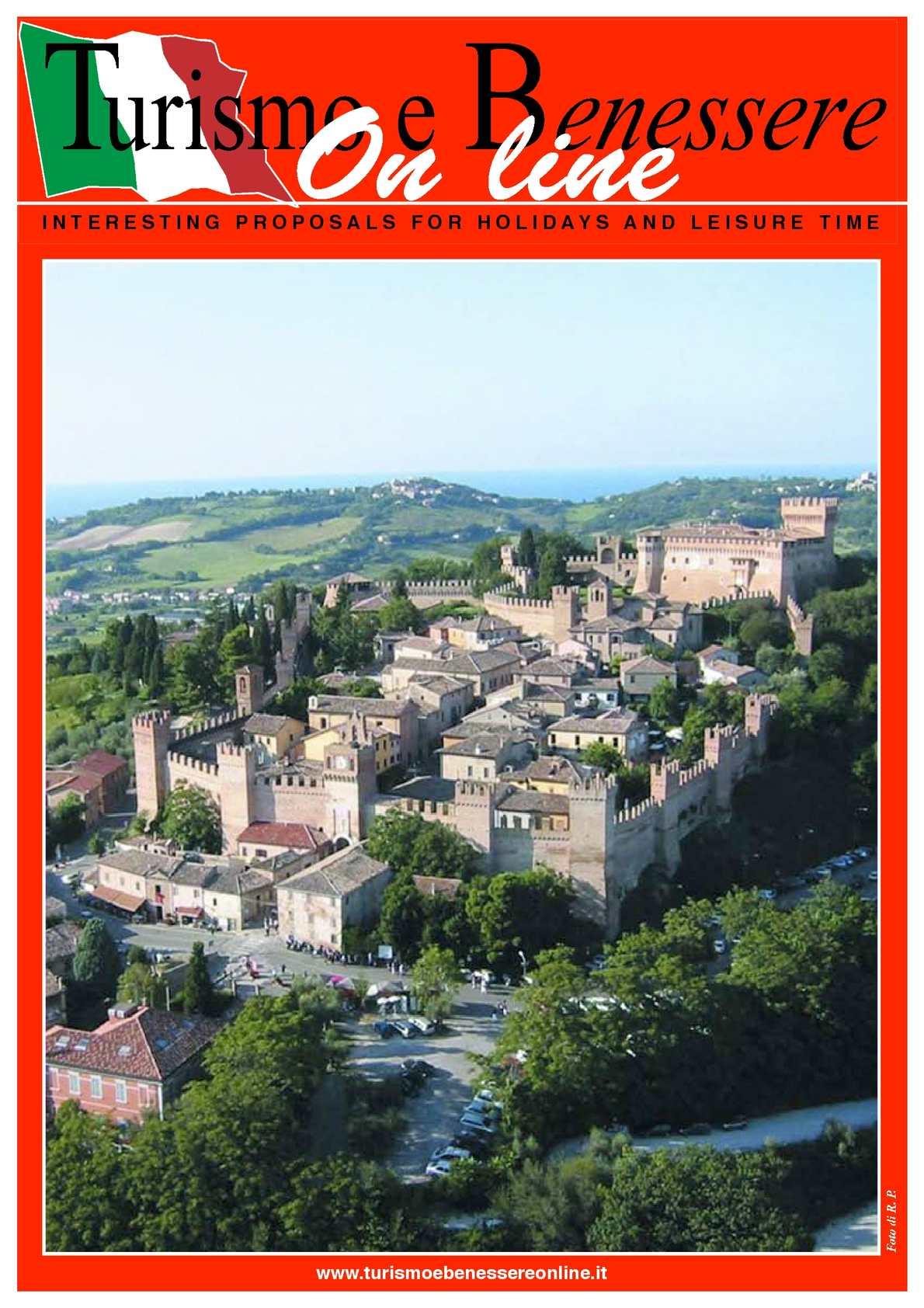 Calam O N 1 2014 Turismo E Benessere Line Ing
