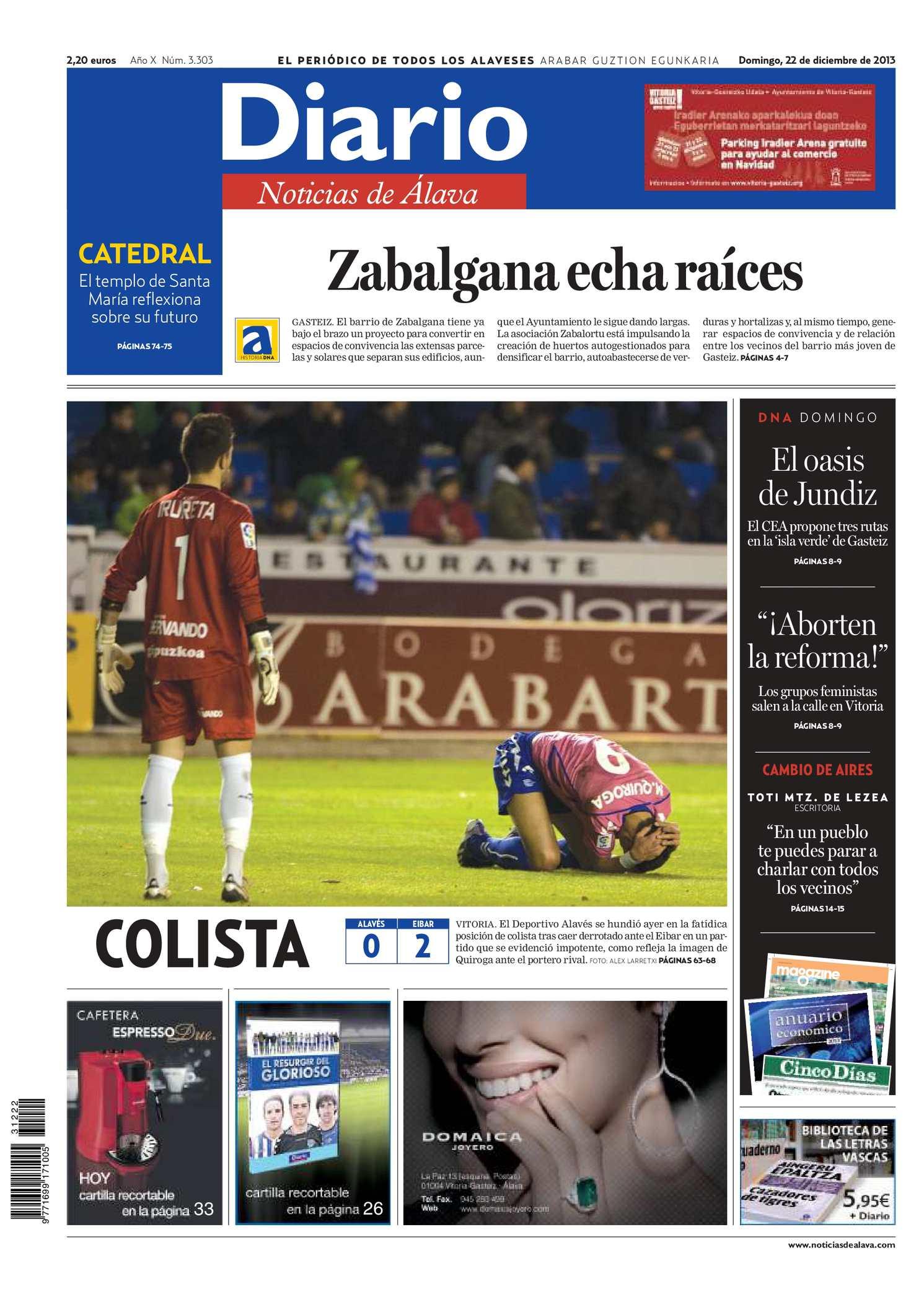 ec93904ba98a2 Calaméo - Diario de Noticias de Álava 20131222