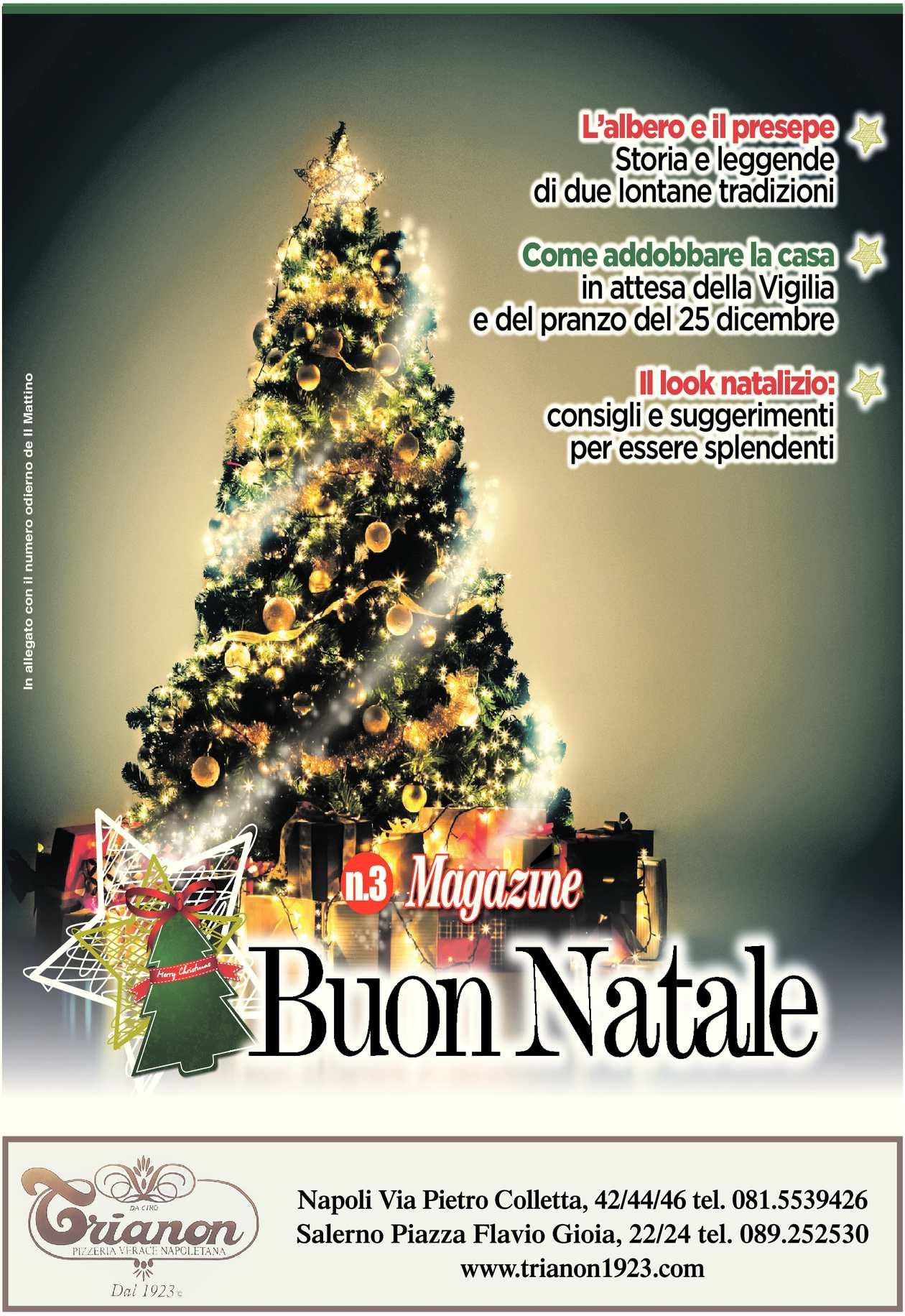 Buon Natale Cugini.Calameo Magazine 3 Buon Natale