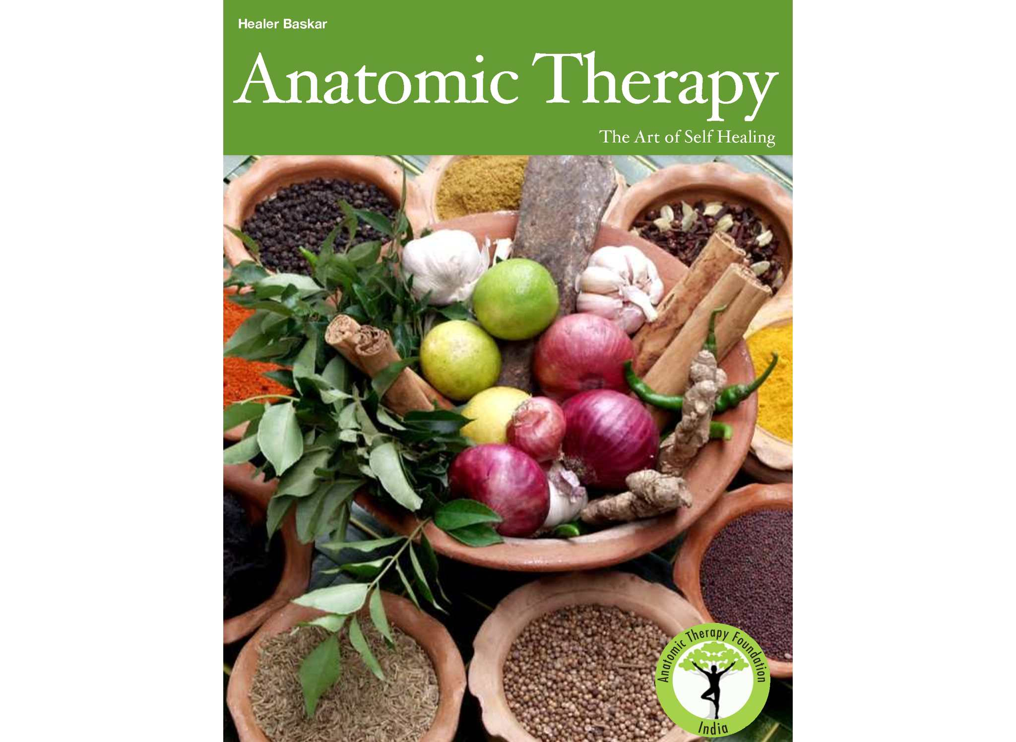 Anatomic Therapy Book