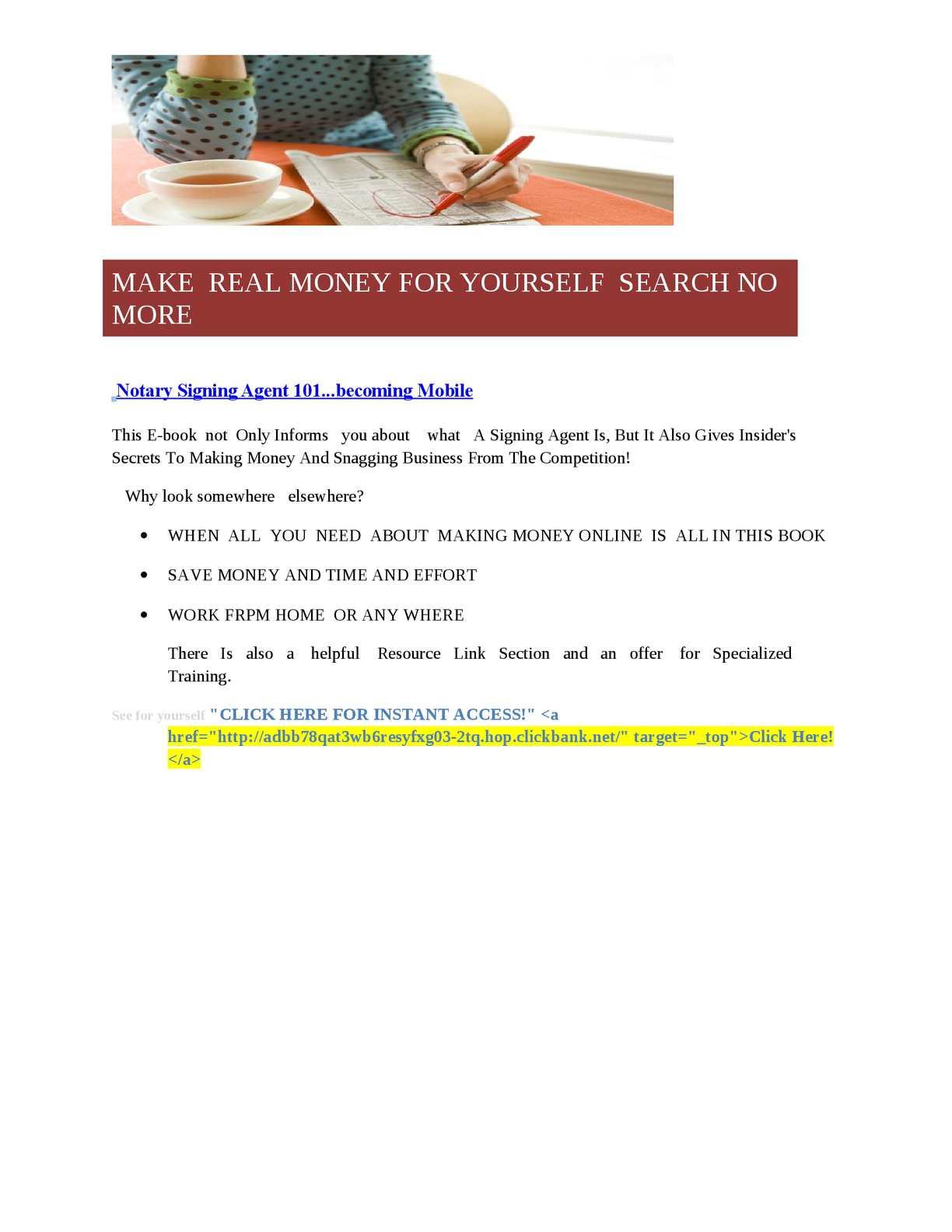 Calaméo - notary signing agent