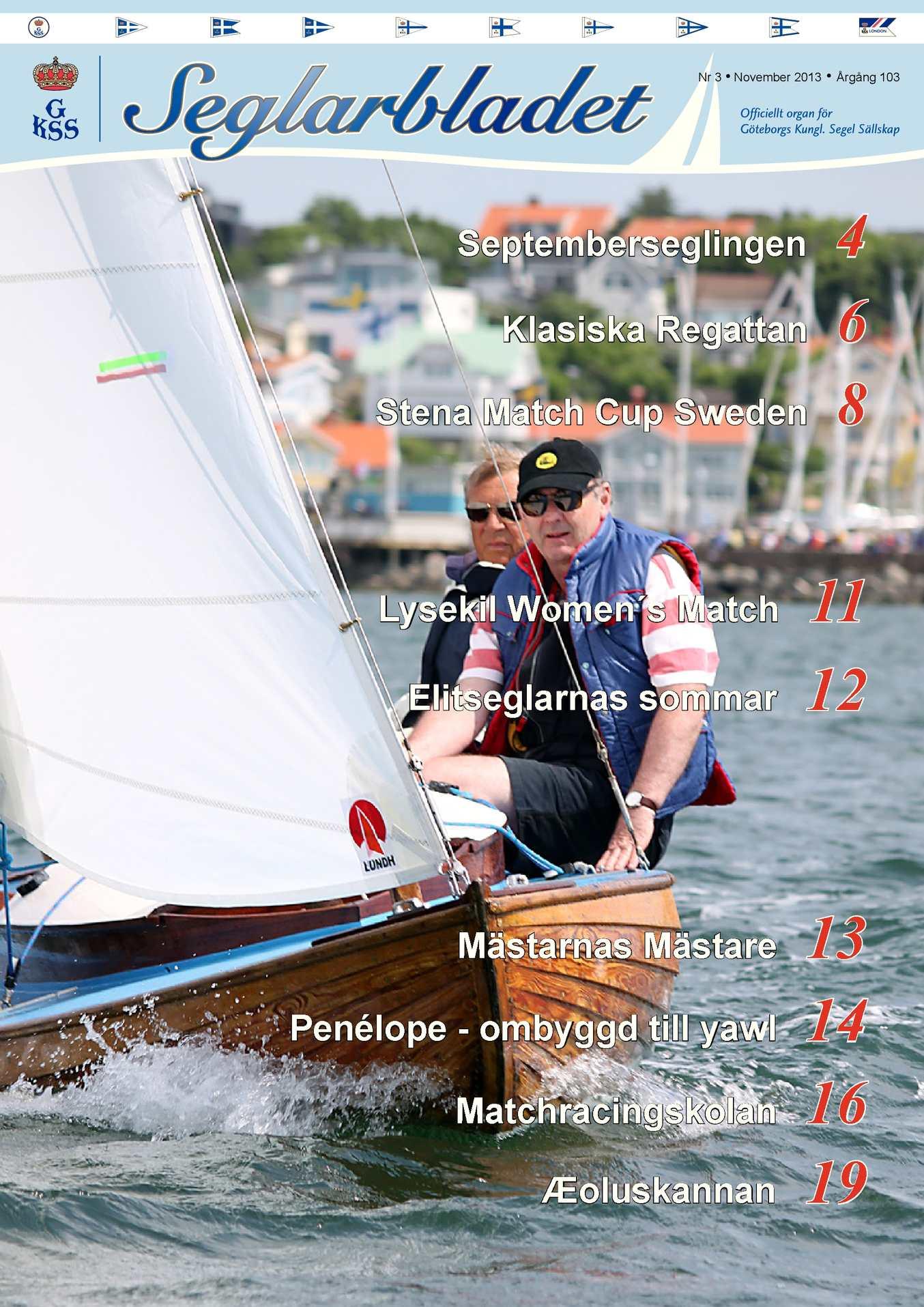 Gilmour mastare segling magnus holmberg fyra
