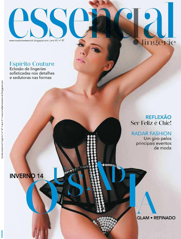 8cd173ec8 Calaméo - Revista Essencial Lingerie