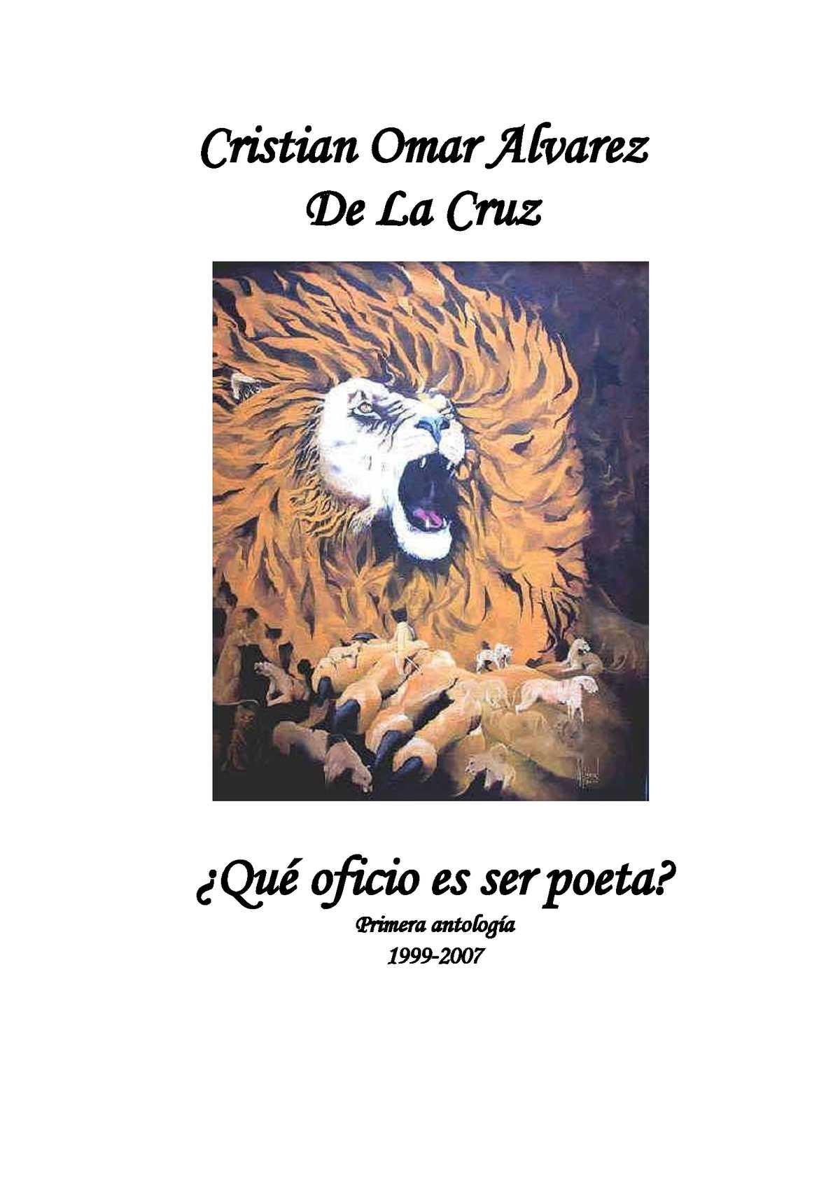 Calaméo - ¿Qué oficio es ser Poeta  43d410914cea6