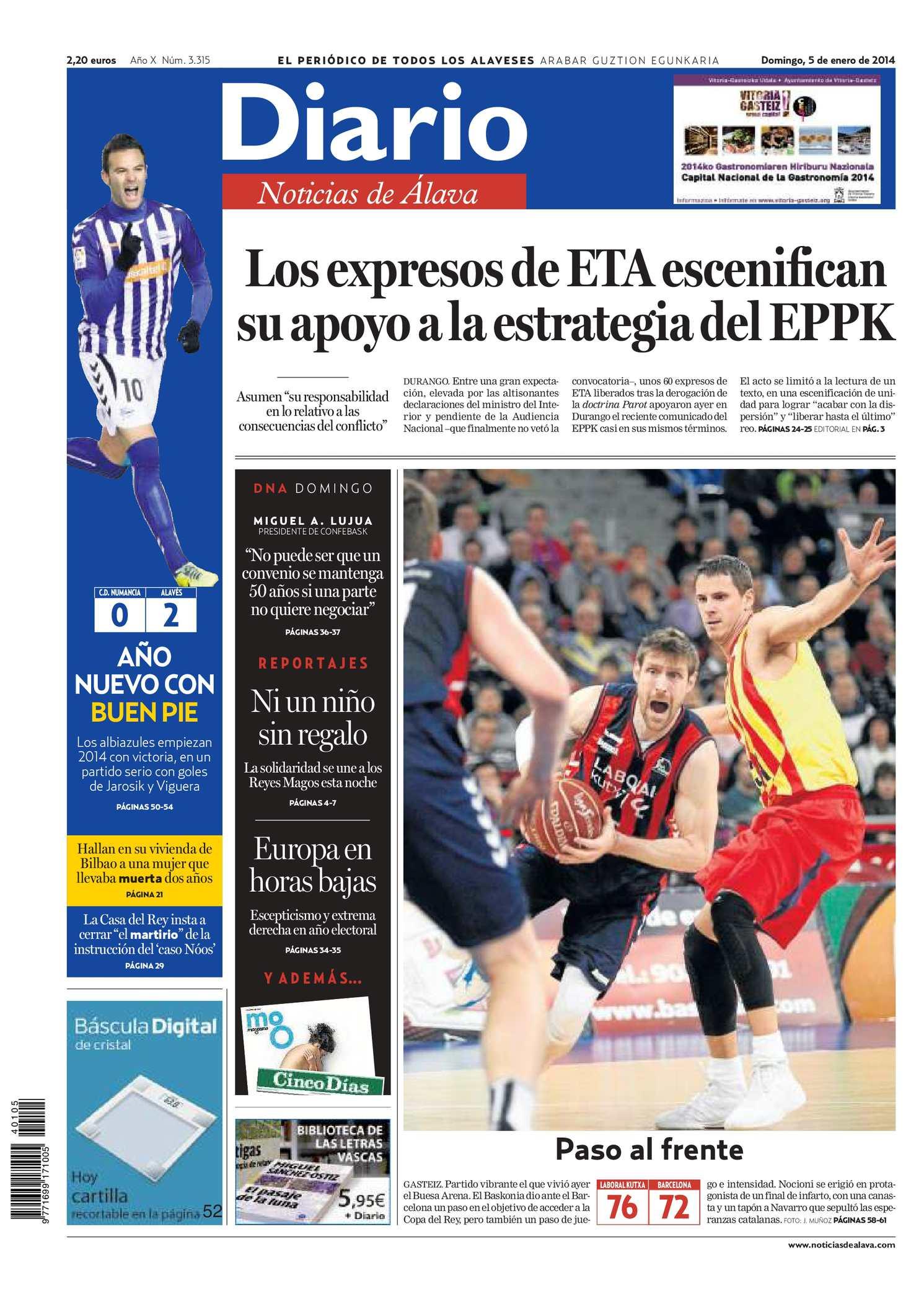 Calaméo - Diario de Noticias de Álava 20140105 72d15fee903