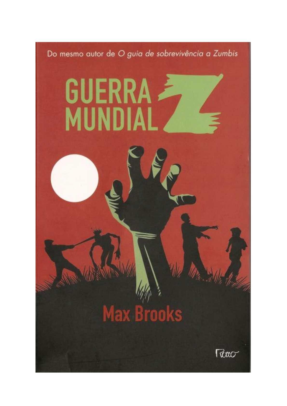 82151bf3f5 Calaméo - Guerra Mundial Z - Max Brooks