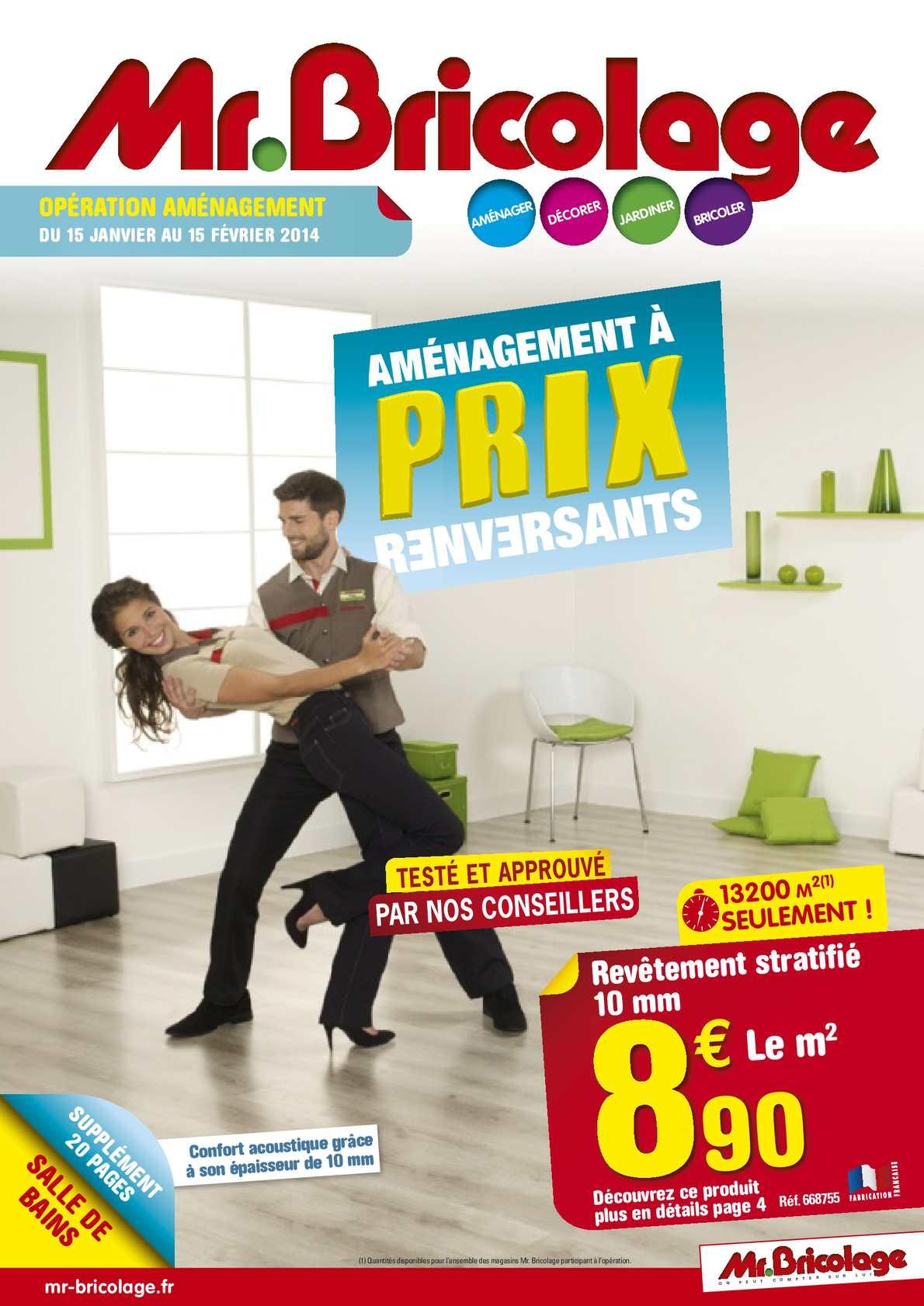 Calaméo Mr Bricolage Catalogue Aménagement 2014 48 Pages