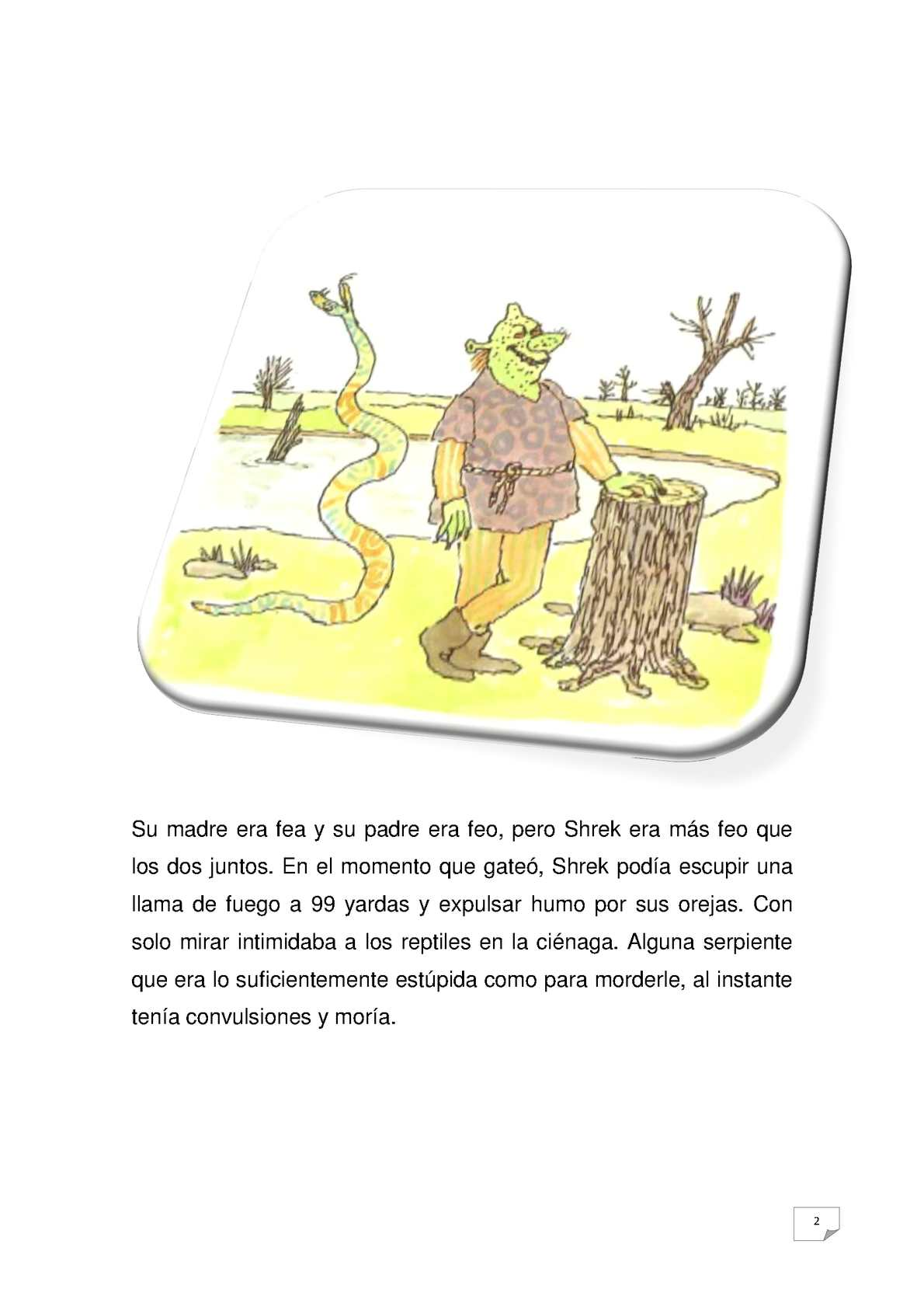 WILLIAM STEIG SHREK LIBRO DOWNLOAD