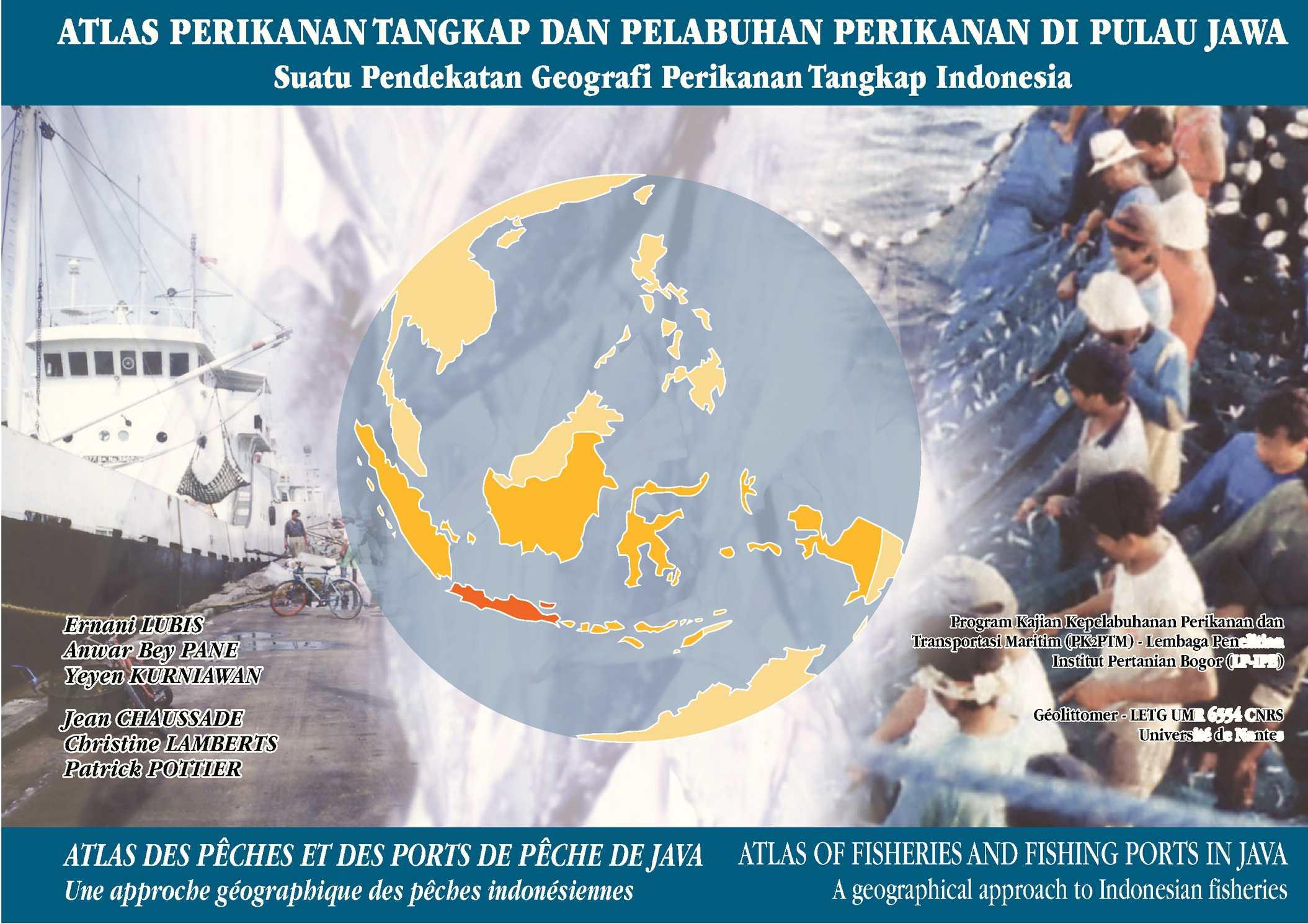 Calaméo Atlas Des Pêches Et Des Ports De Pêche De Java Indonésie