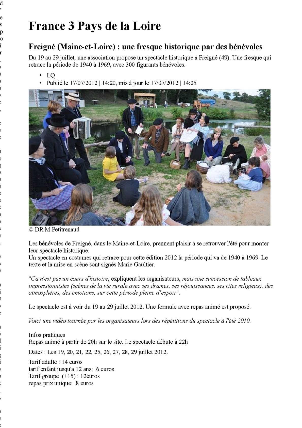 Calaméo France 3 Pays De Loire