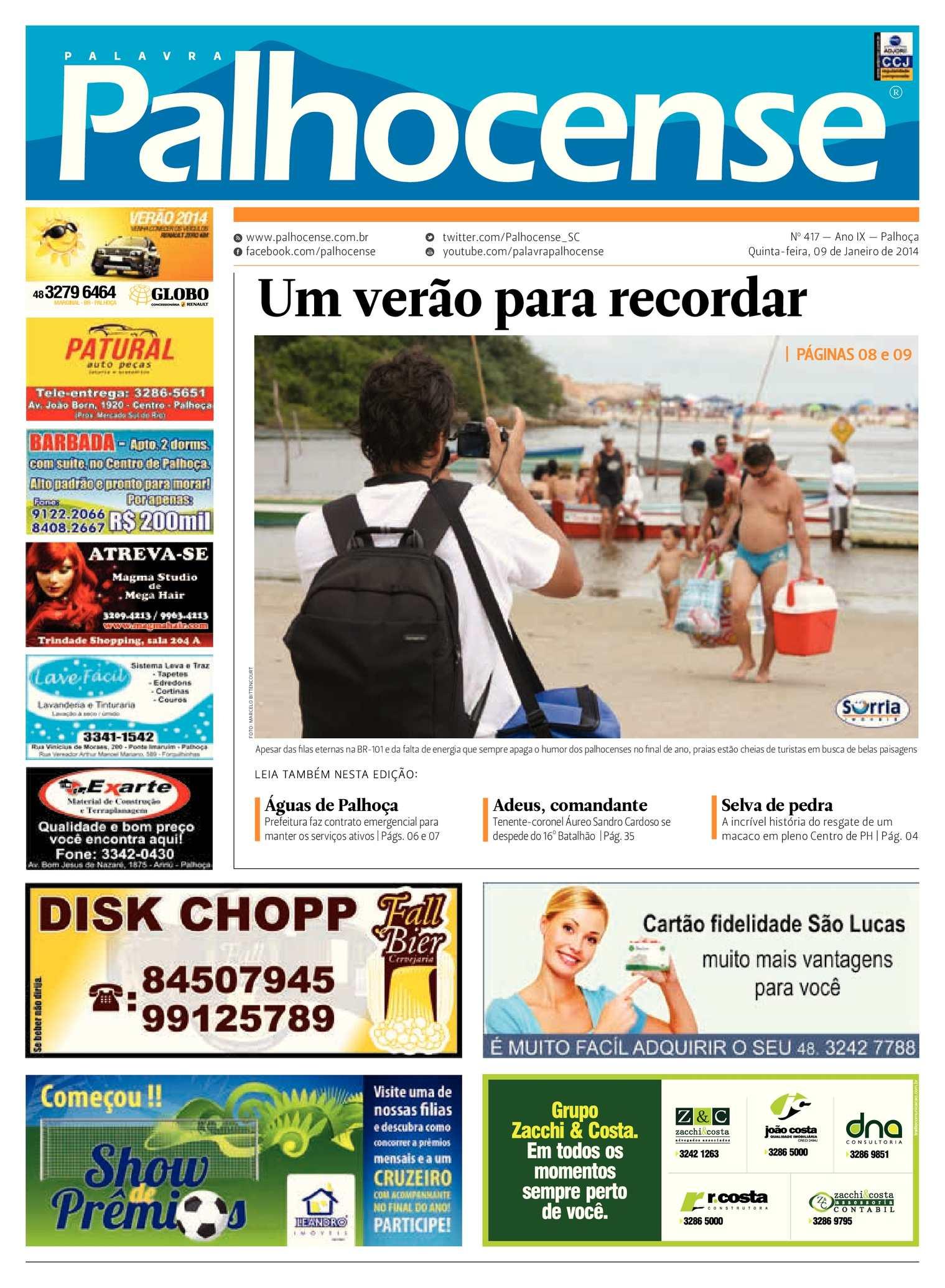 Calaméo - Jornal Palavra Palhocense - Edição 417 918a697c712ee