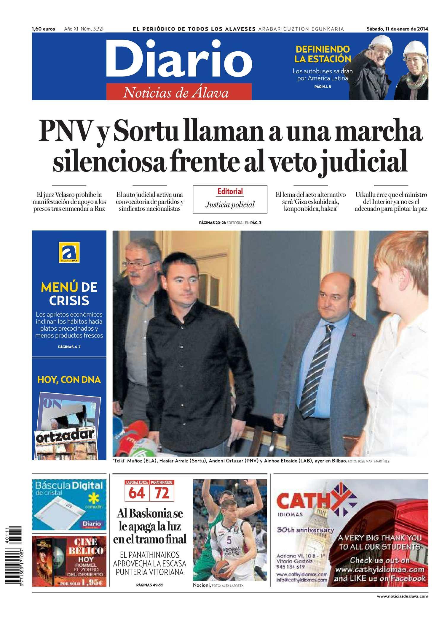 20140111 Calaméo Noticias Diario De Álava E2eWD9IYH