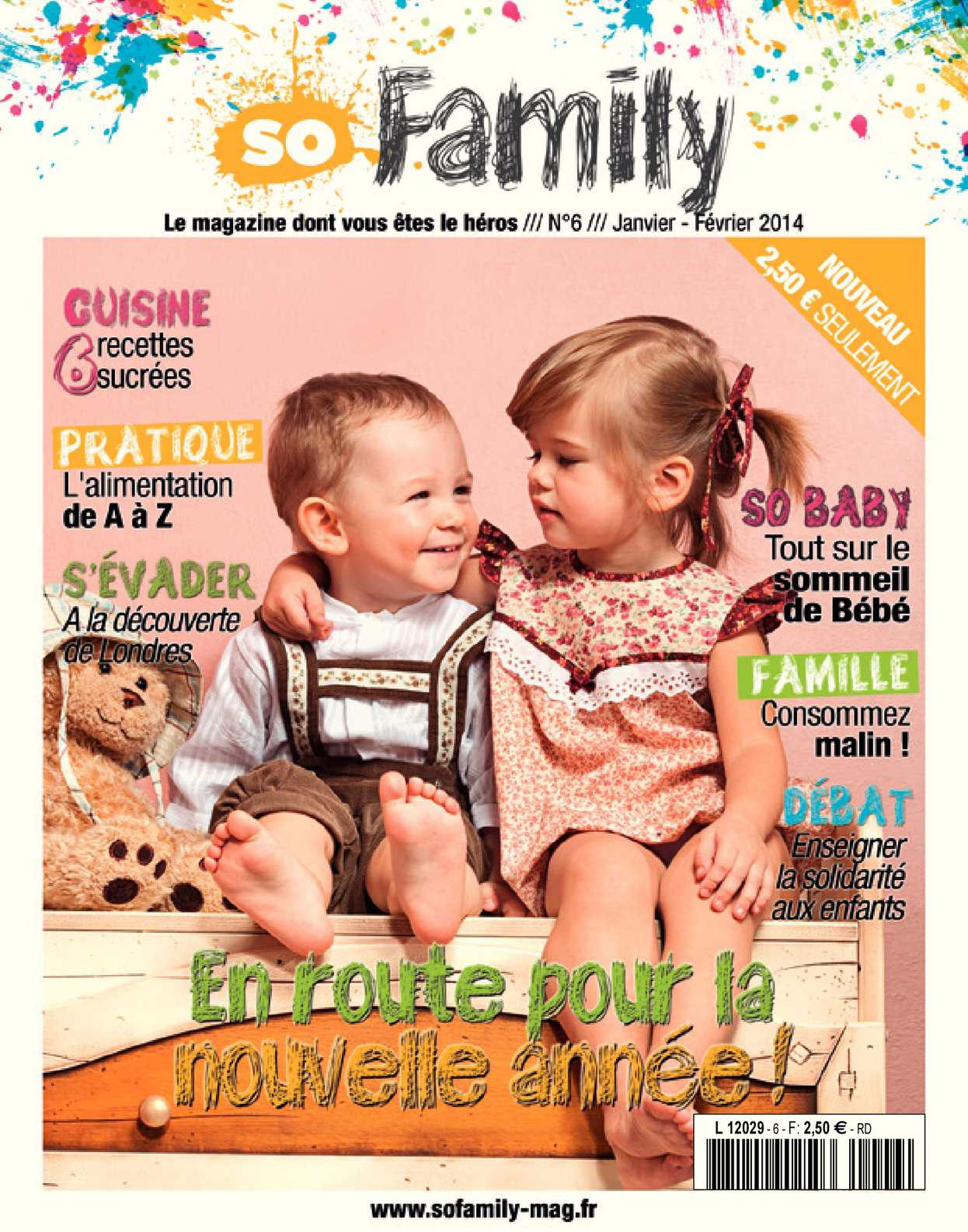 Calaméo - So Family N°6 7478b83bd60